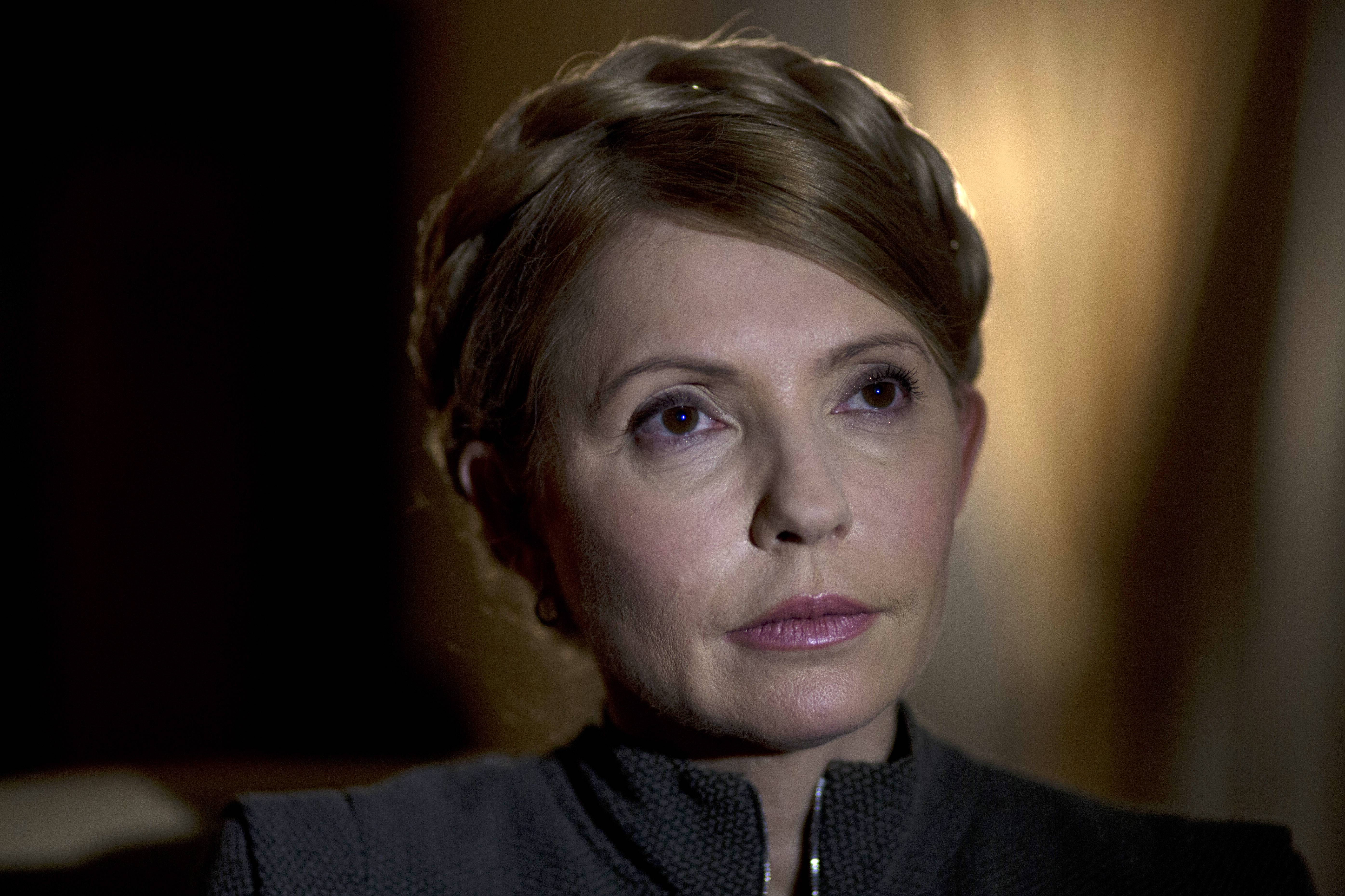 Former Ukrainian Prime Minister Yulia Tymoshenko has announced she will run for presidential elections set for May 25. Tymoshenko, who was released from jail last month following the overthrow of President Viktor Yanukovcyh, said Thursday that she has earned the moral right to say she will combat corruption.