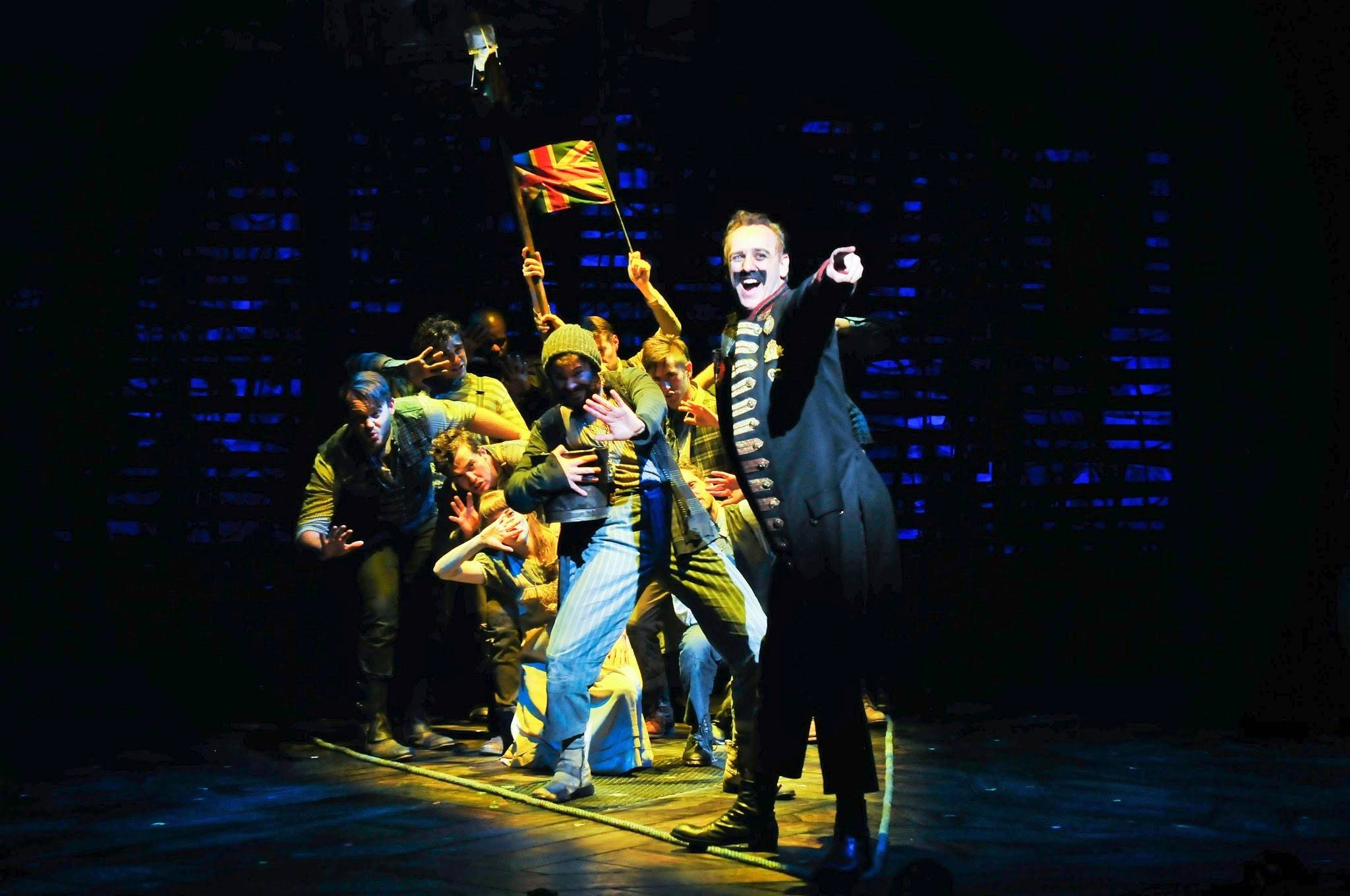 "The national tour of ""Peter and the Starcatcher,"" a five-time Tony Award-winning ""Peter Pan"" prequel, plays Chicago's Bank of America Theatre from Wednesday, April 2, through Sunday, April 13."