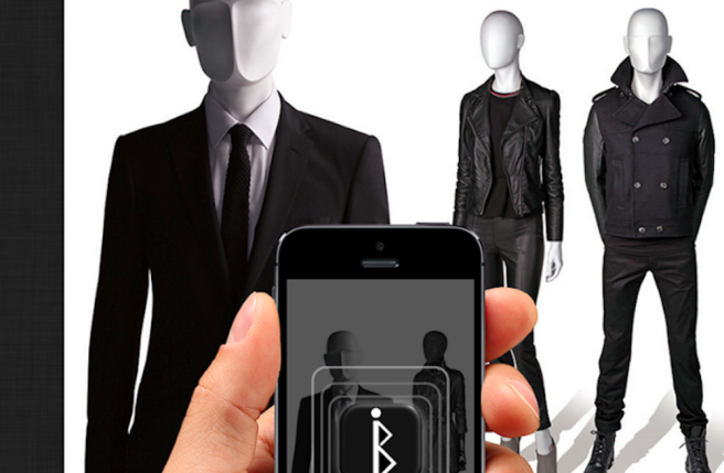 Iconeme Ltd., founded in November by partners Jonathan Berlin and Adrian Coe, will unveil the technologically enhanced dummies, which can transmit information about the clothes on display direct to mobile devices.