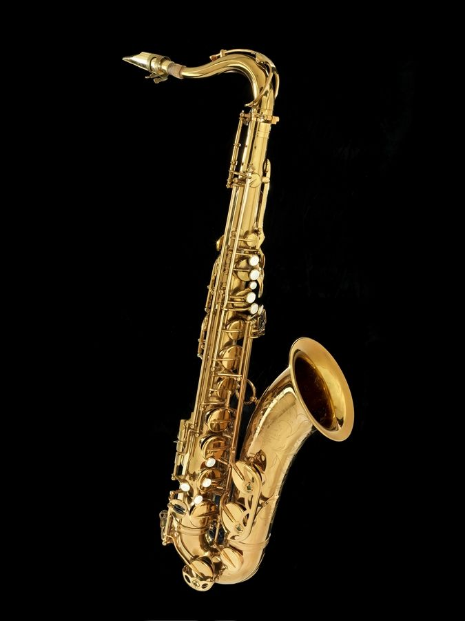 John Coltrane's Selmer Mark VI tenor saxophone, one of three principal saxophones Coltrane played, is joining the jazz collection at the Smithsonian.