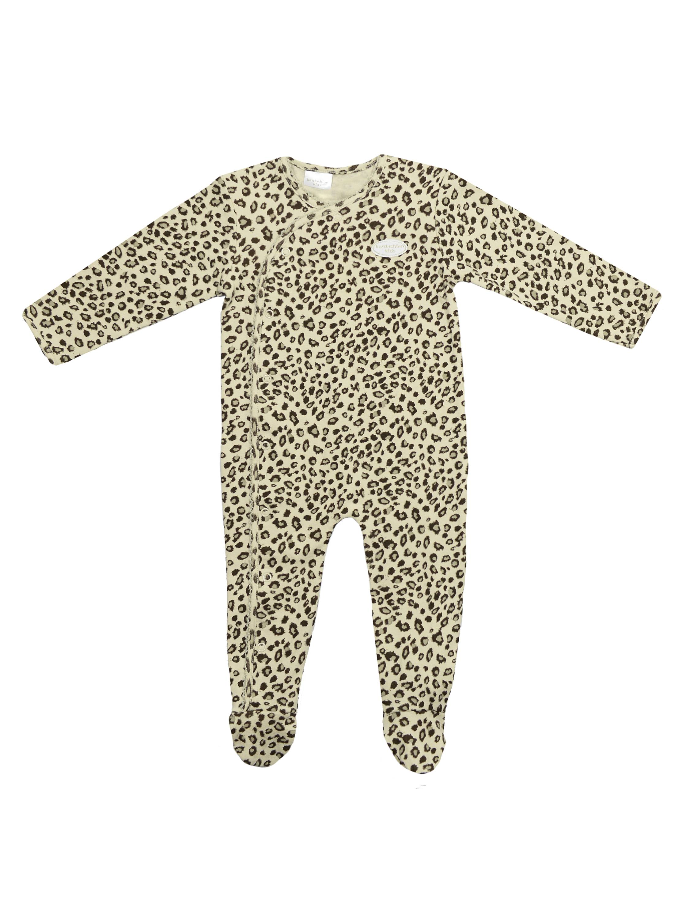 The new line from the Kardashian Kids Collection is for baby girls up to 24 months.