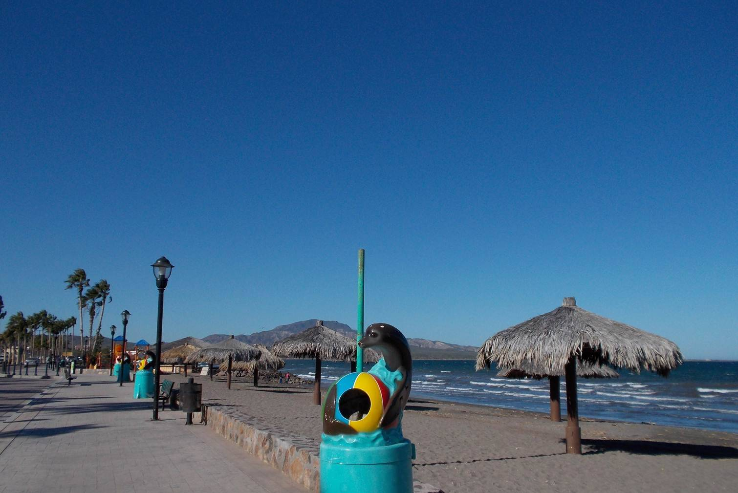 If you are looking to get away from it all, you might want to seek out Loreto, Mexico, a seaside village on the Baja Peninsula.