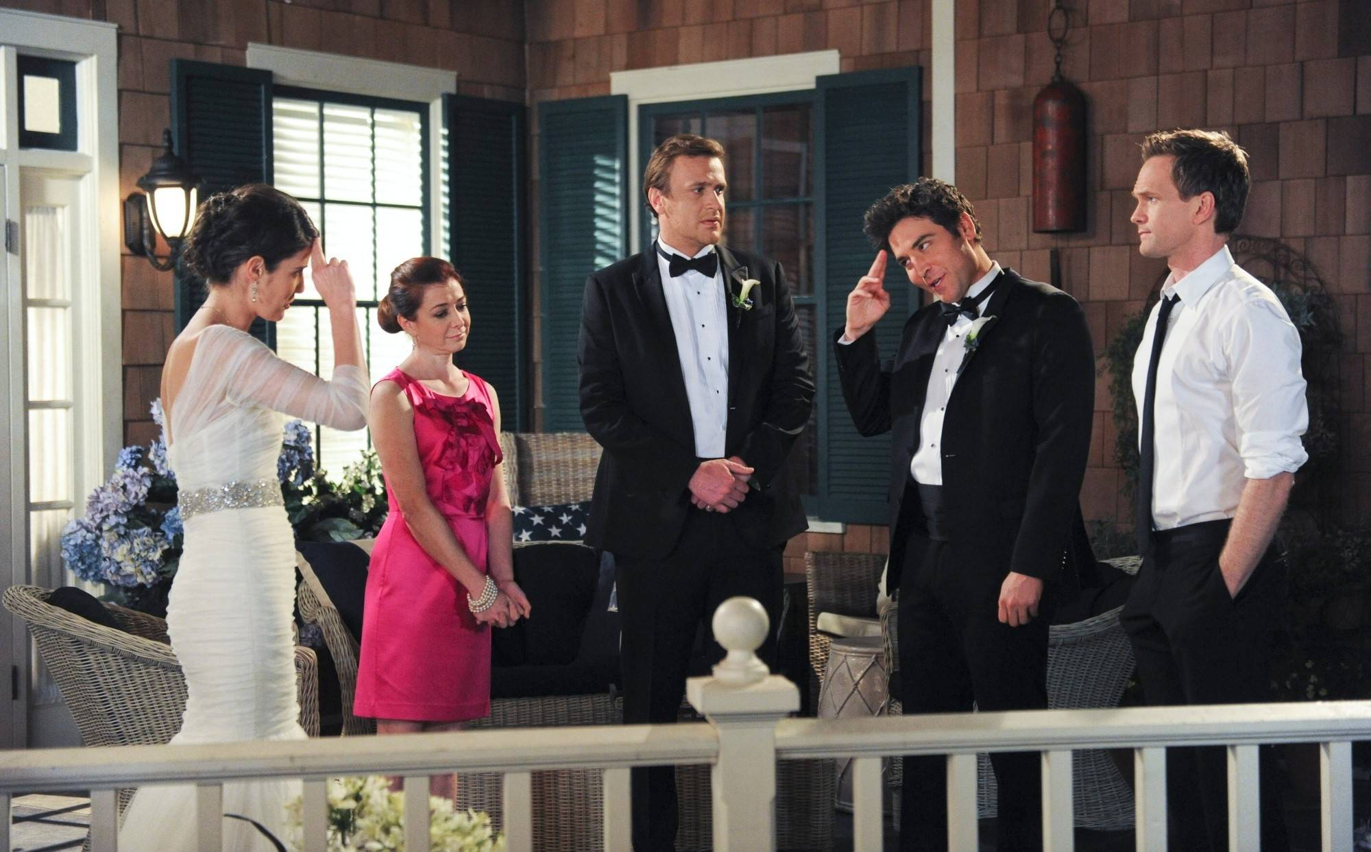 "Fans will say goodbye to ""How I Met Your Mother"" on Monday. Part of the CBS sitcom's allure was the chemistry of its cast: Robin (Cobie Smulders), Lily (Alyson Hannigan) Marshall (Jason Segel), Ted (Josh Radnor) and Barney (Neil Patrick Harris)."