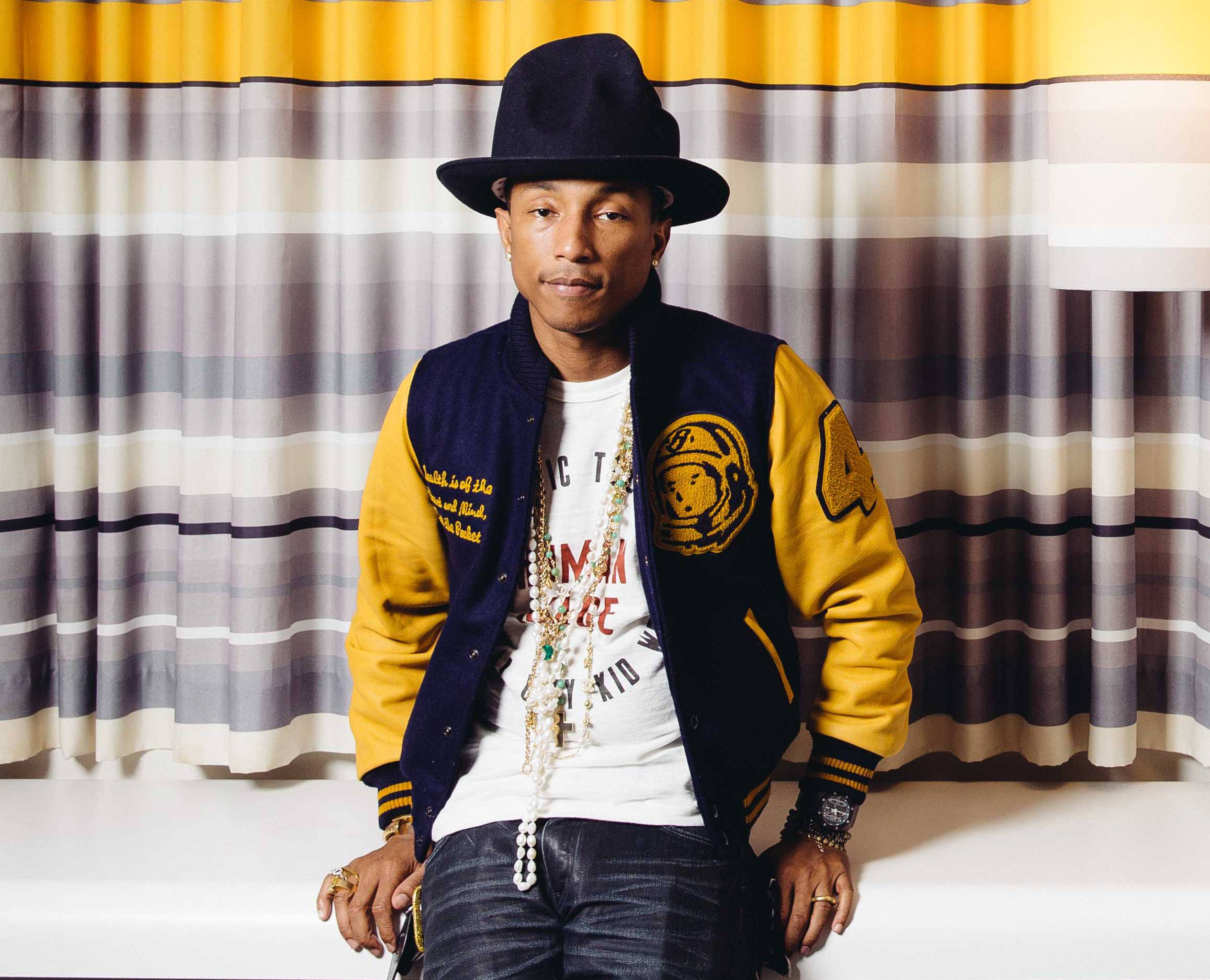 "NBC has signed Pharrell Williams as a coach for the upcoming seventh season of its musical competition series ""The Voice."""