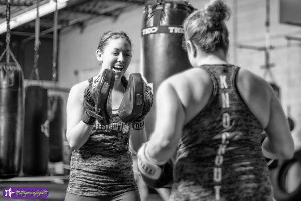 Knockout Women's Boxing Club