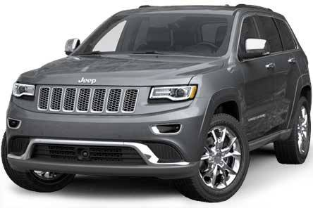 The Jeep Grand Cherokee are among those being recalled.