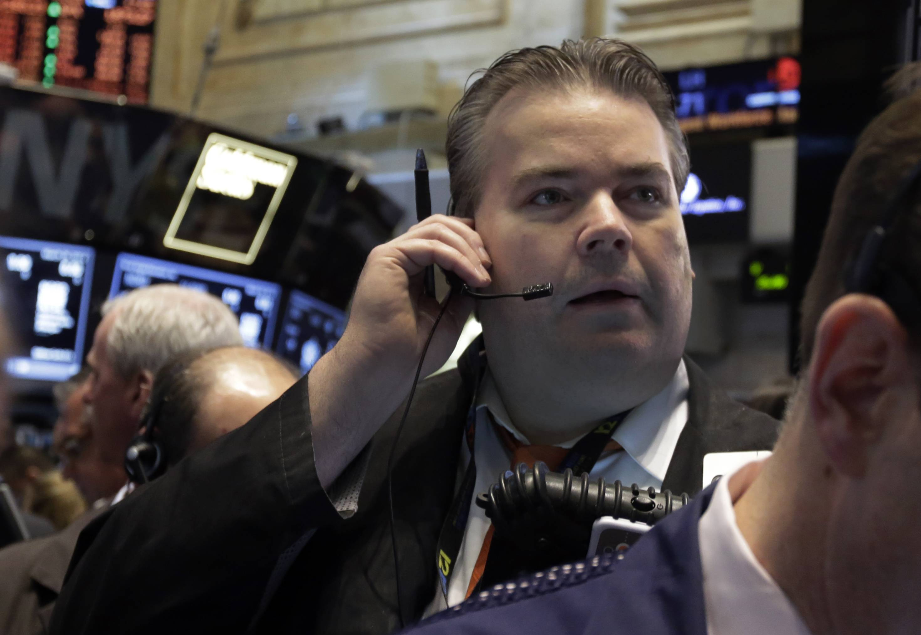 U.S. stocks rose a fourth day on Wednesday, with the Standard & Poor's 500 Index extending a record, as data showing companies added to payrolls last month fueled optimism on growth in the economy.