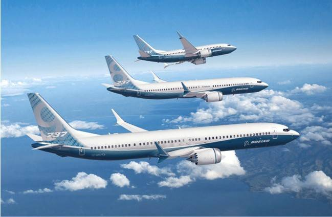 The order will include 33 Boeing 737 Max 8 aircraft.