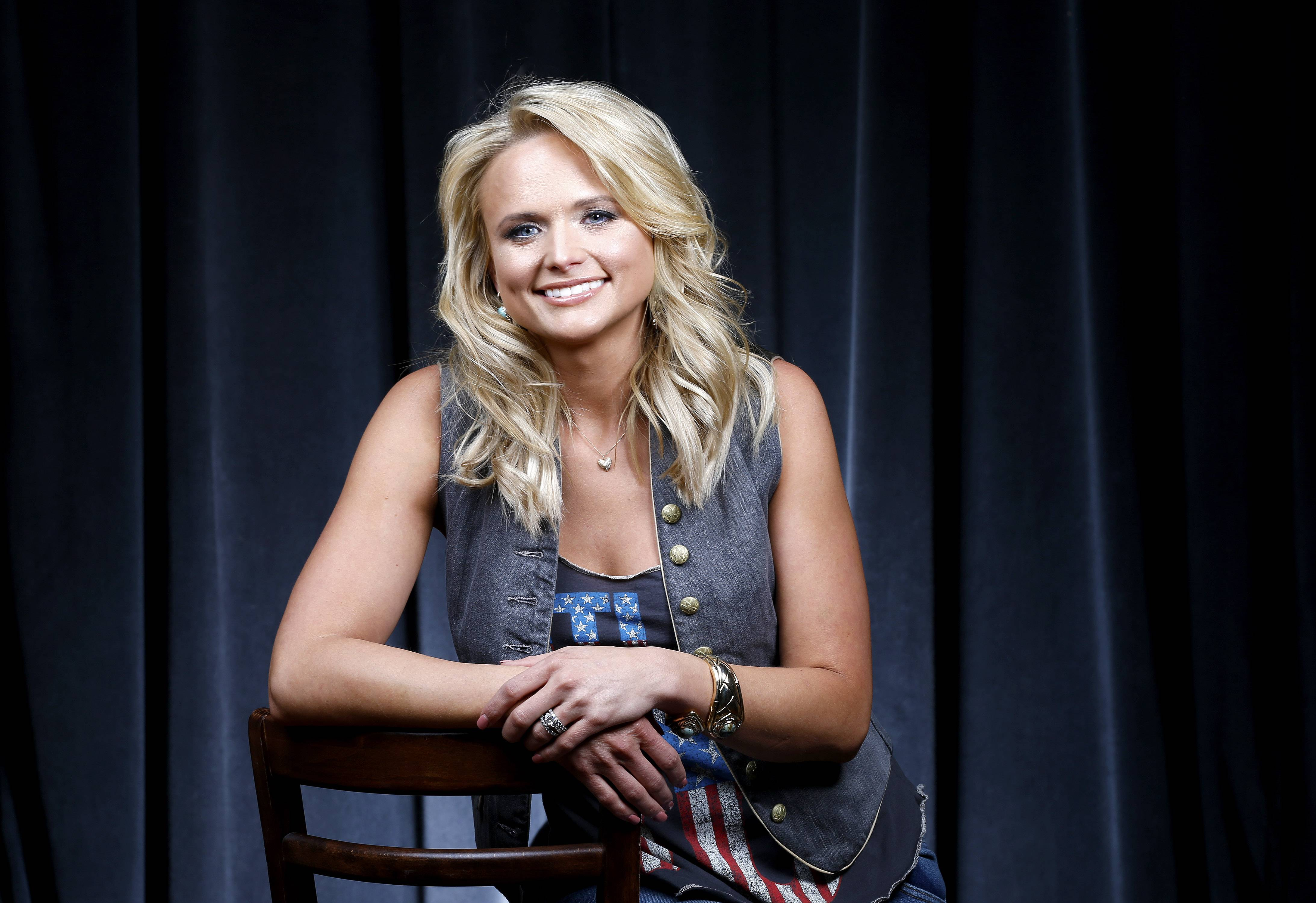 "Singer Miranda Lambert will release her fifth album, ""Platinum,"" on June 3."