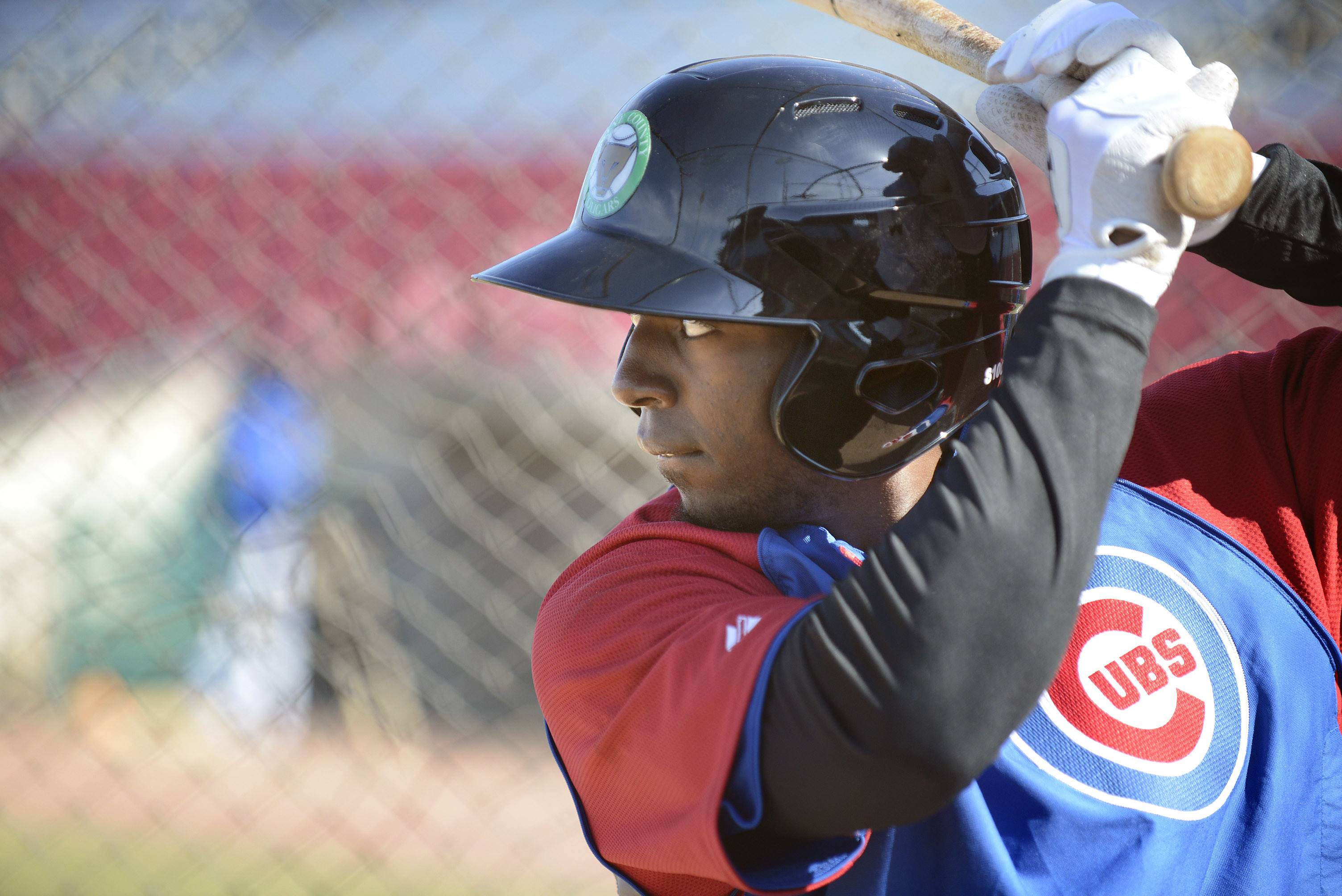Kane County outfielder Shawon Dunston Jr., whose father played for the Cubs, has earned a spot on the Cougars roster.
