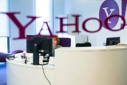 Yahoo!'s headquarters in Sunnyvale, California.