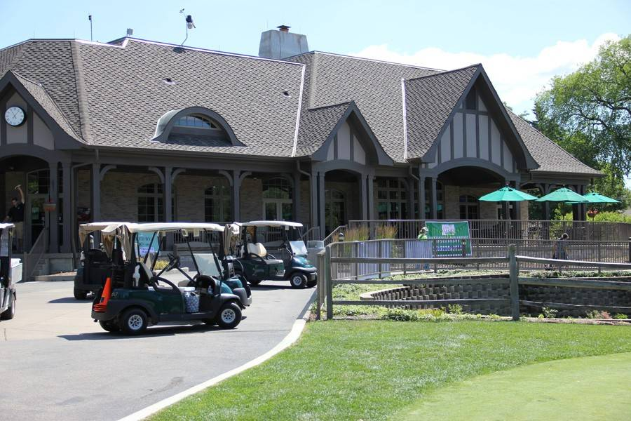 The Mount Prospect Golf Club.
