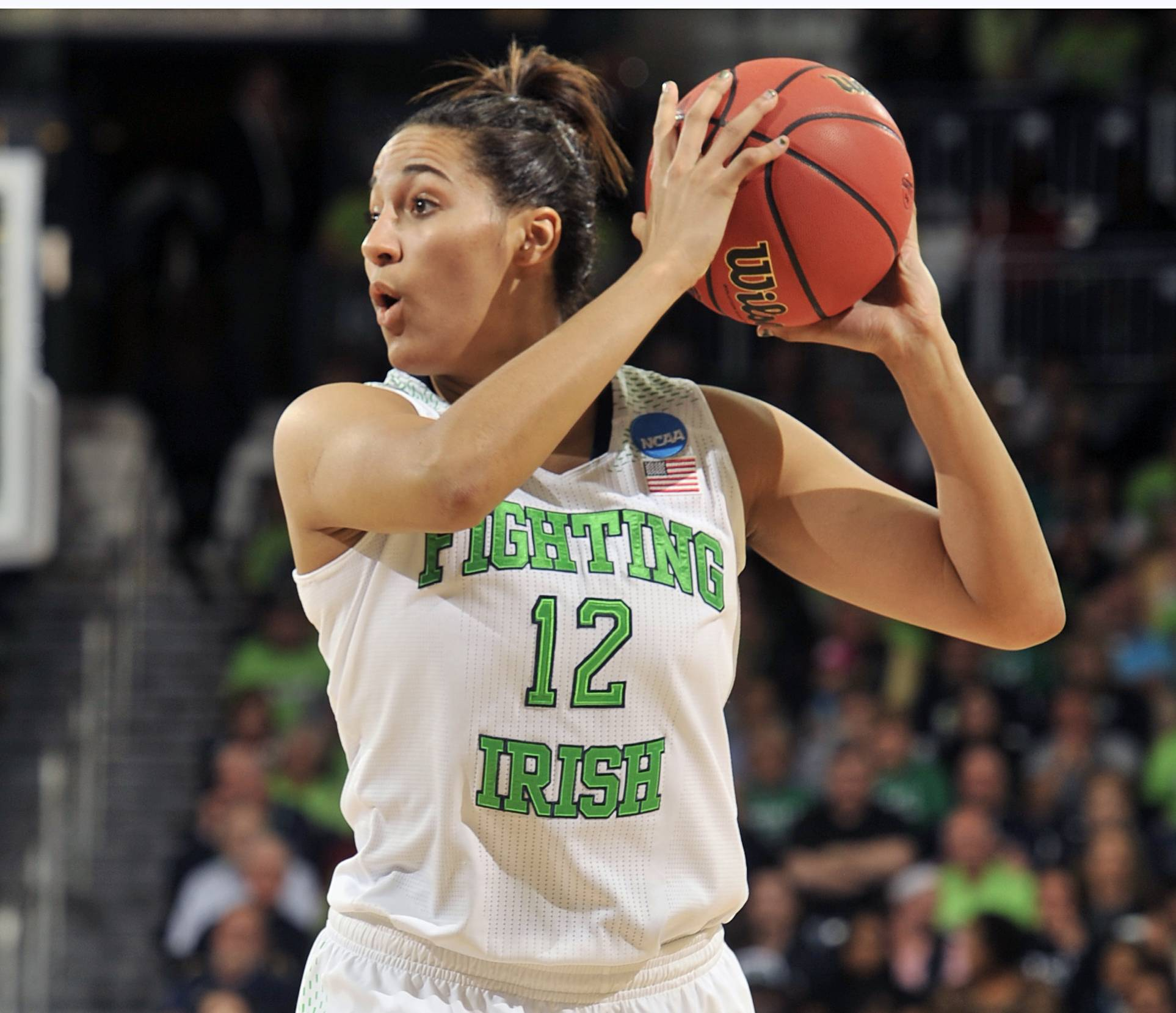 Notre Dame coach Muffet McGraw believes freshman Taya Reimer is ready for her big opportunity with third-team All-American Natalie Achonwa out for the Final Four.