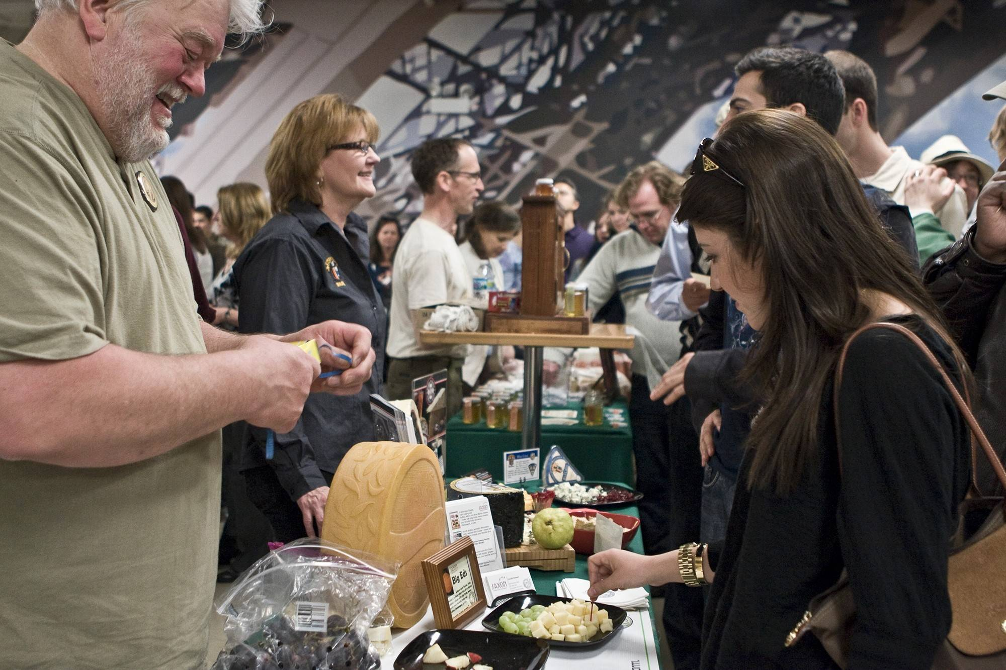 Meet artisan cheese, charcuterie, beer and wine producers at Pastoral's Artisan Producer Festival April 12 in the Chicago French Market.