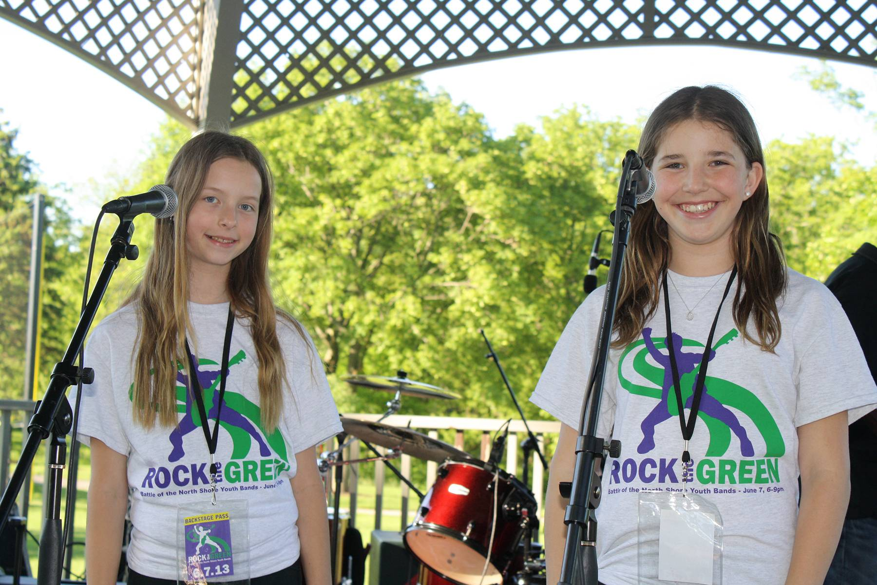 North Shore youth bands are invited to take part in the annual Rock the Green contest in Northbrook.Northbrook Park District