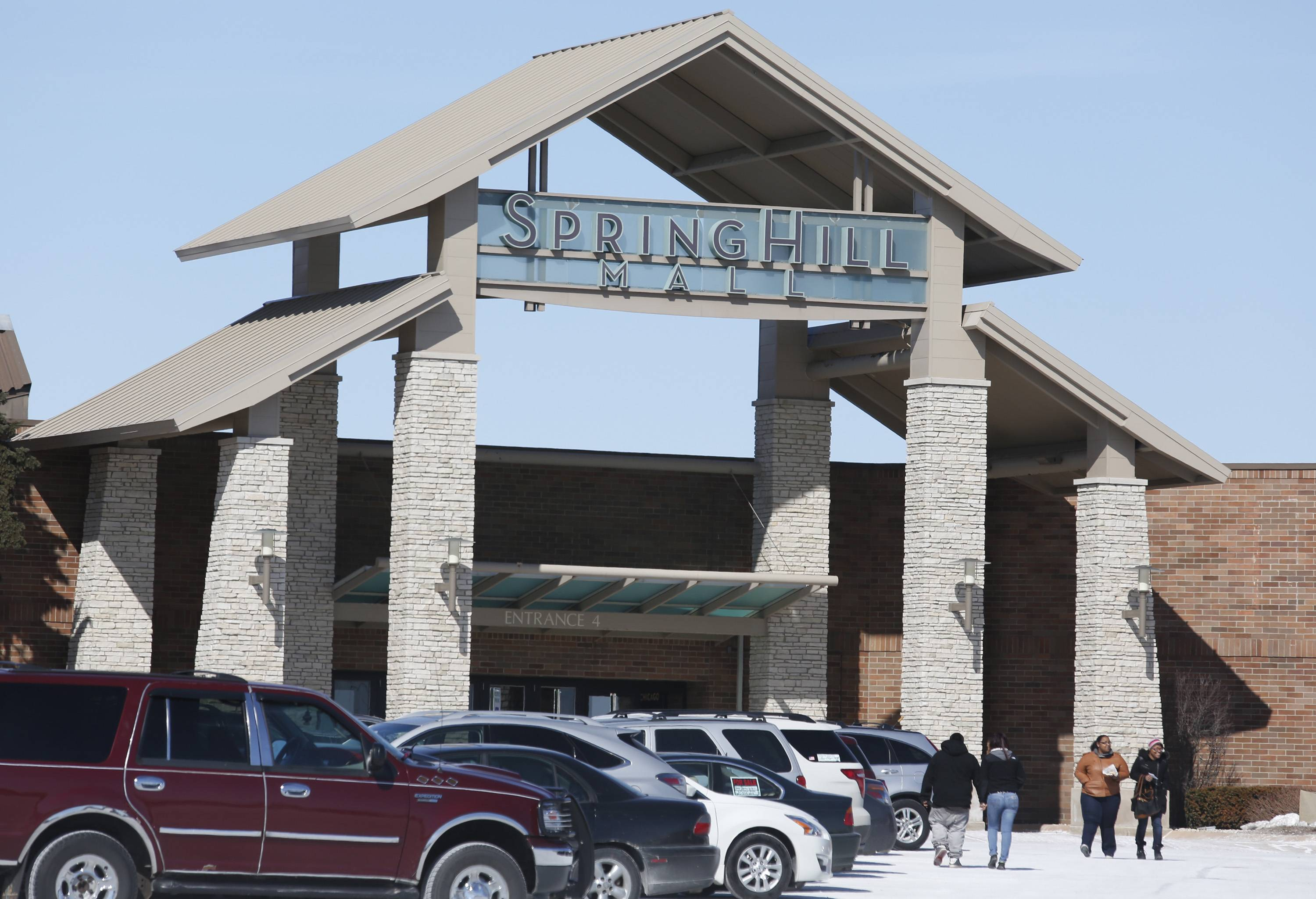 West Dundee has hired a lobbyist to secure state funds for a renovation project at Spring Hill Mall.