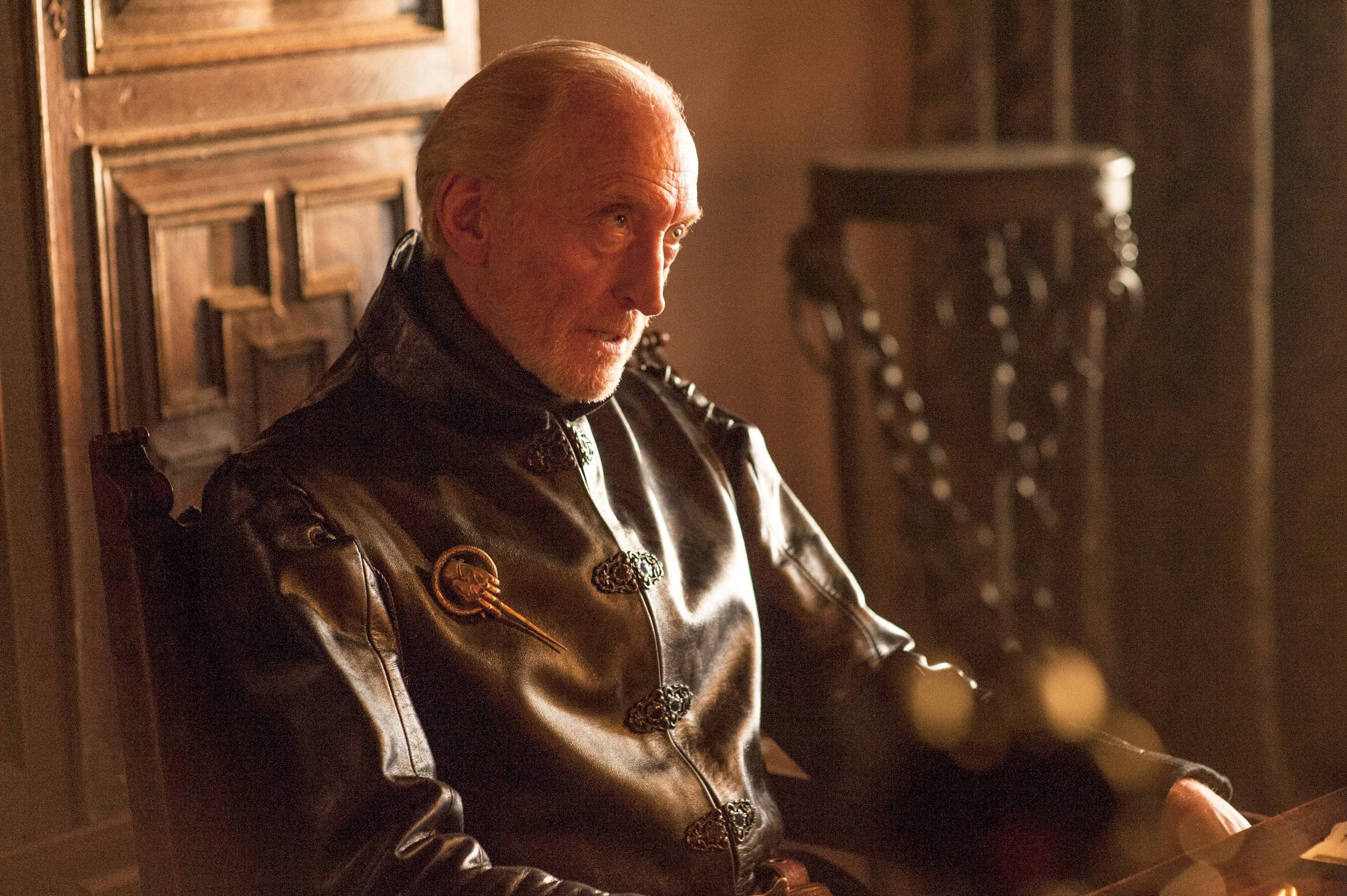 "Charles Dance orchestrates more than anyone realizes from behind the scenes in ""Game of Thrones."" The fourth season premieres Sunday at 8 p.m. on HBO."