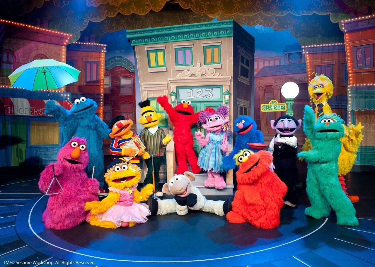 """Sesame Street Live: Can't Stop Singing"" plays the Sears Centre Arena in Hoffman Estates for seven shows between Friday, April 4, through Sunday, April 6."