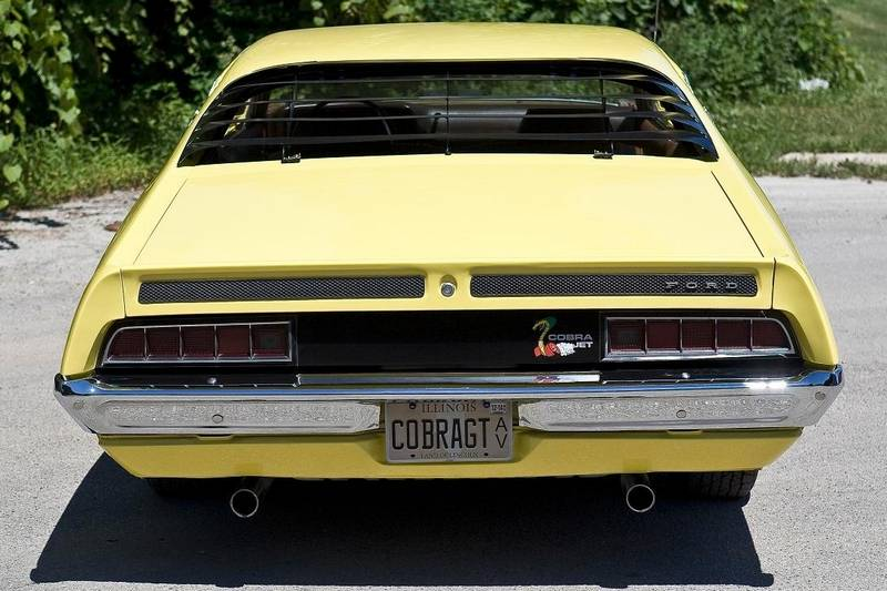 1970 ford torino was cool in school for 1970 torino rear window louvers