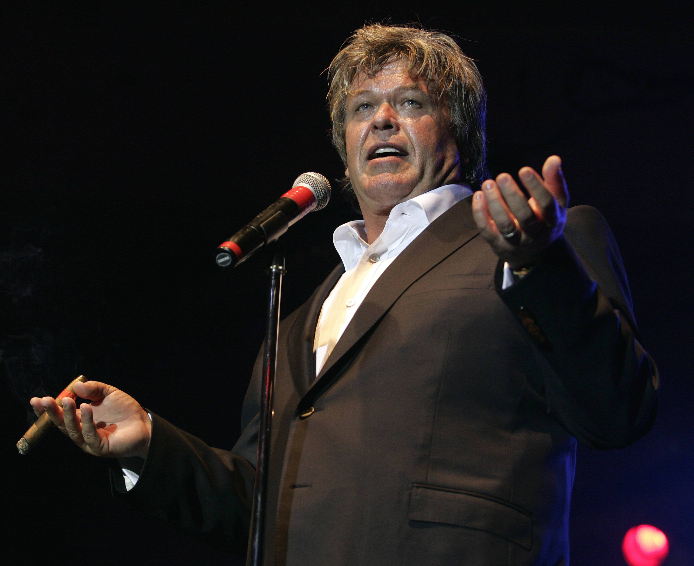 Comedian Ron White performs at the Genesee Theatre in Waukegan on Friday, April 11.