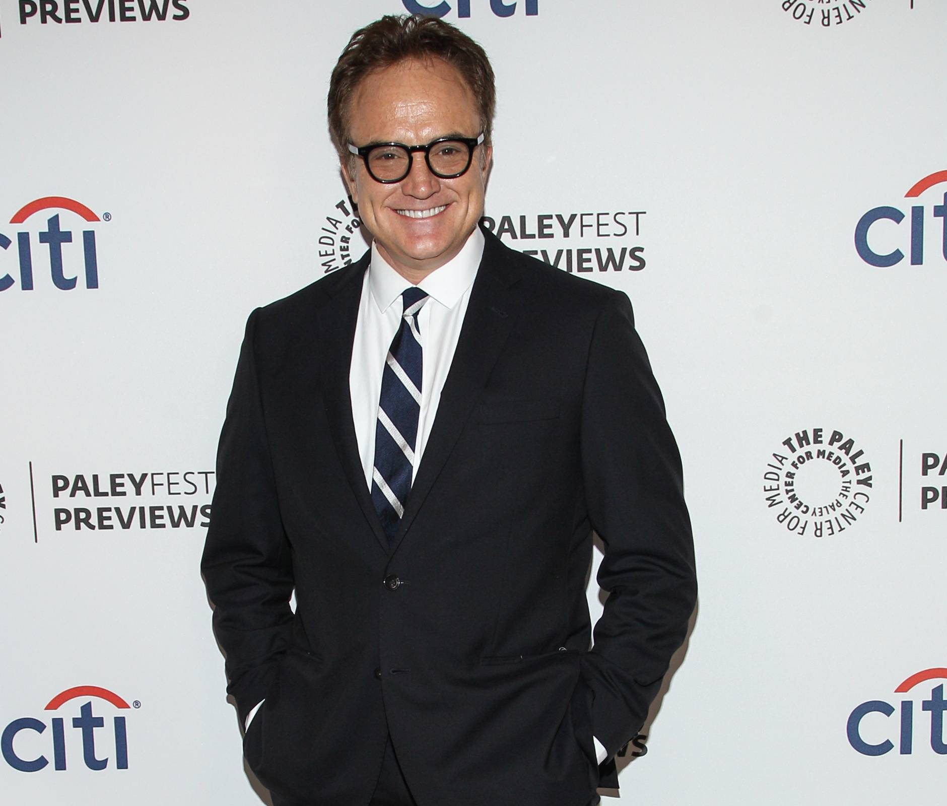 Actor Bradley Whitford marvels at how any show-biz stigma of the small screen is now a thing of the past.