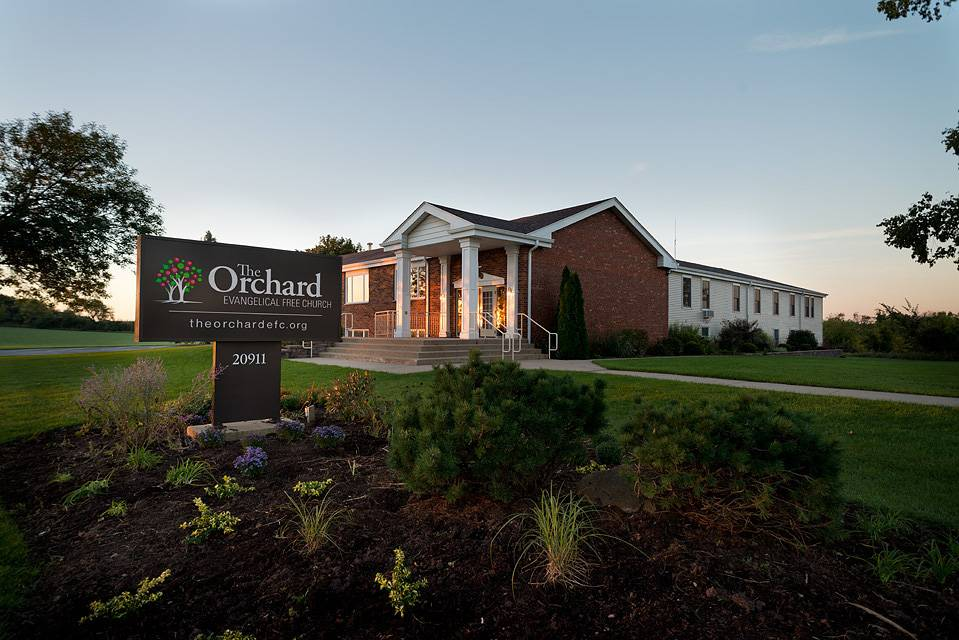 The Orchard -- Marengo Campus at the site of the former Covenant Baptist Church.