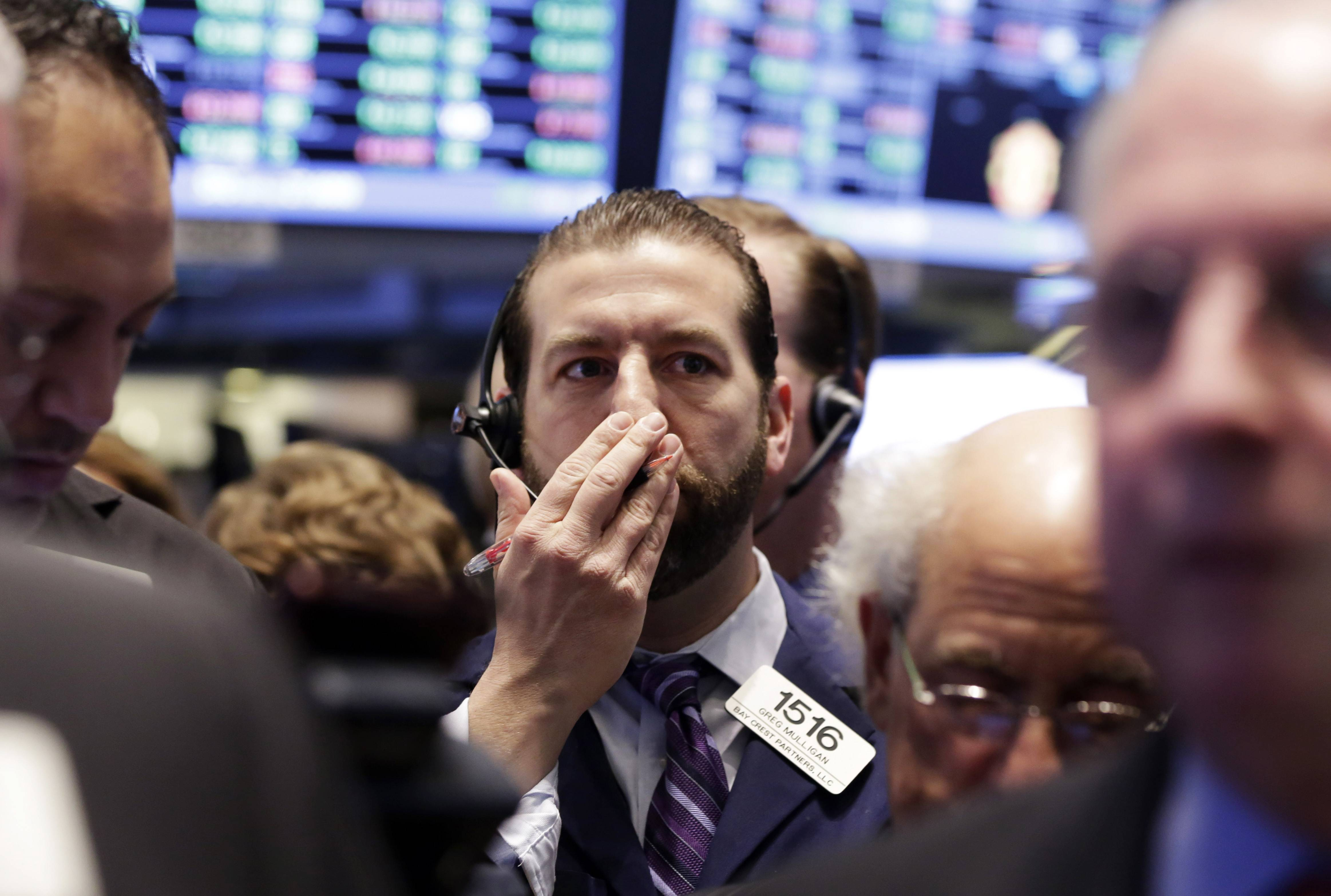Stocks rose Tuesday, with the Nasdaq 100 Index rebounding from its worst three-day drop since 2011, as technology shares from Google to Facebook rallied.
