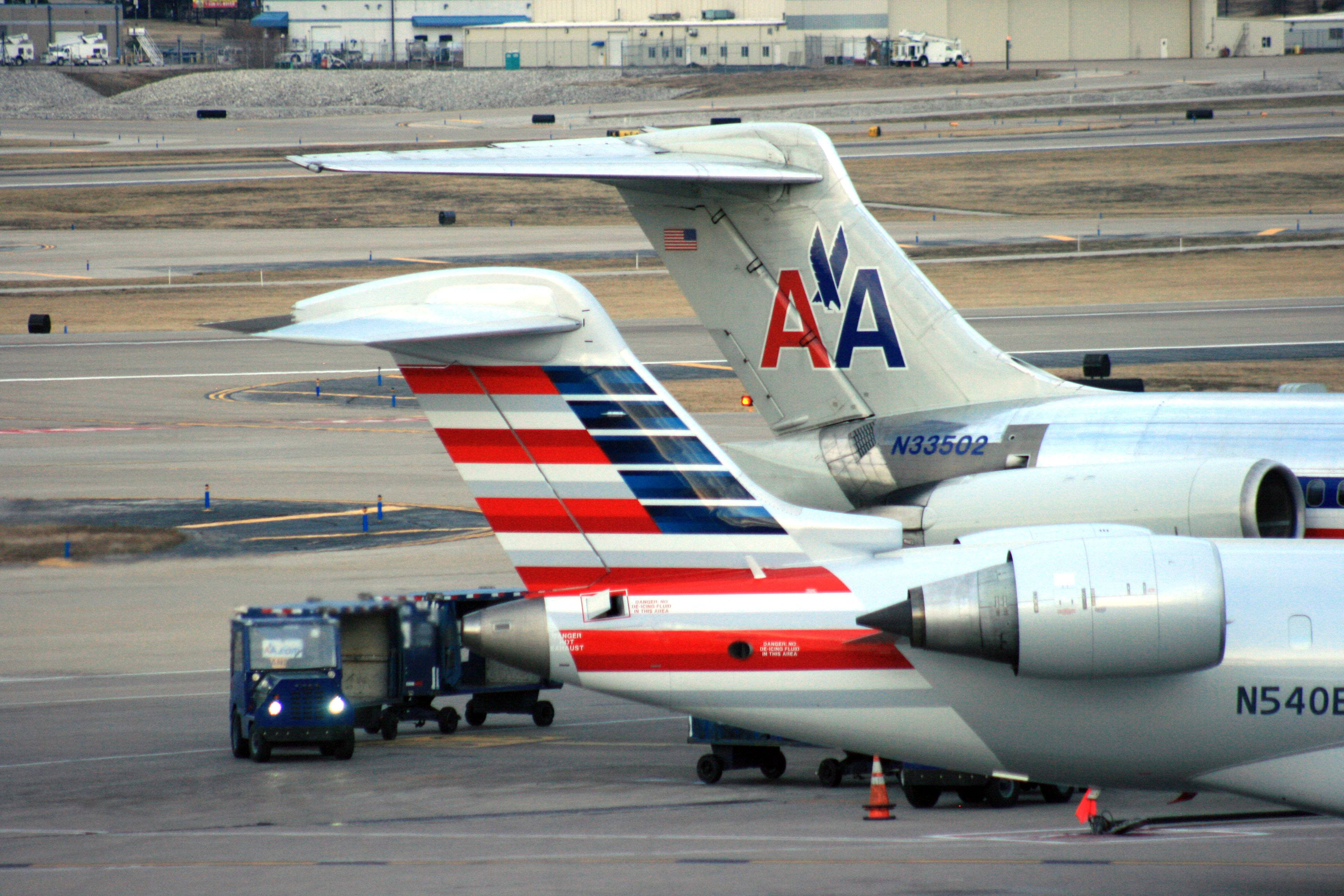American Airlines Group Inc. is doubling the amount of frequent-flier award miles needed to gain a free one-way ticket for flights on the busiest travel days. The increase, to 50,000 miles for trips on days like the Sunday after Thanksgiving, is among changes American announced today to better match its policies with those of merger partner US Airways.