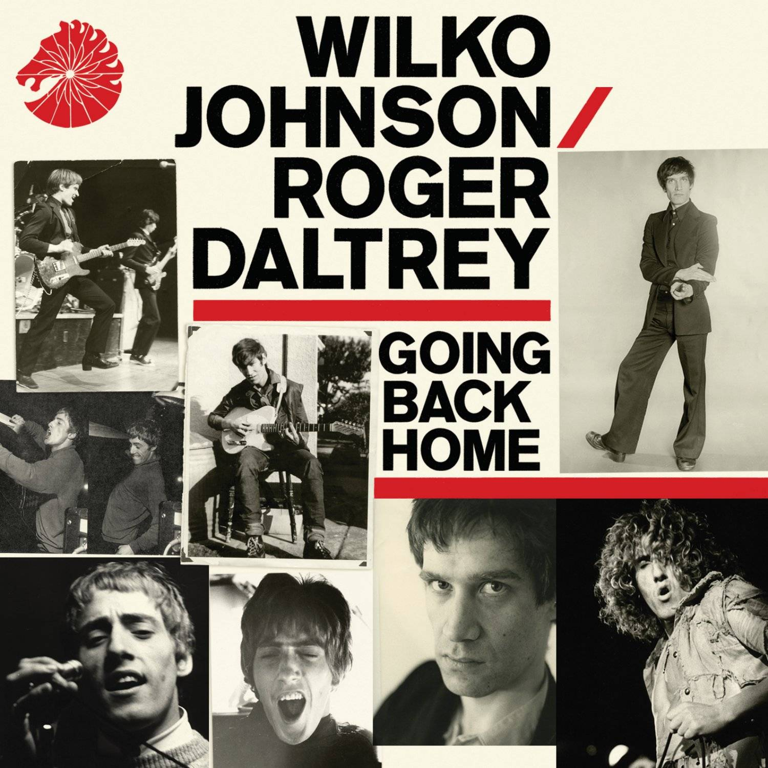 "Wilko Johnson and Roger Daltrey collaborated on ""Going Back Home."""