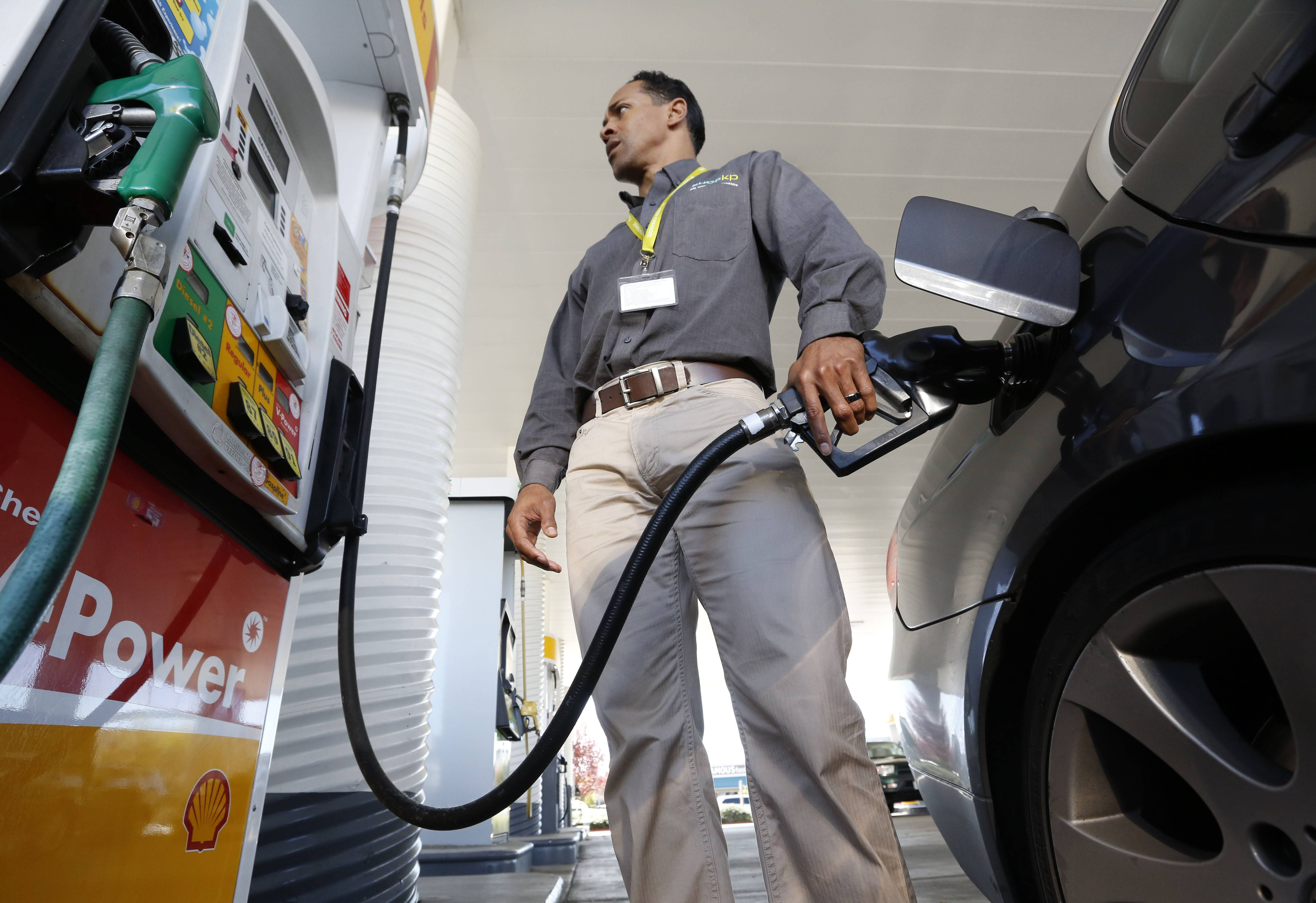 Drivers will get the slightest of breaks on gasoline prices this summer, according to the Energy Department. The national average price is forecast to fall -- by just one cent -- to $3.57 per gallon between April and September, the months when Americans do most of their driving.
