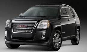 "The GMC Terrain was one of only two vehicles getting a ""good"" safety rating."