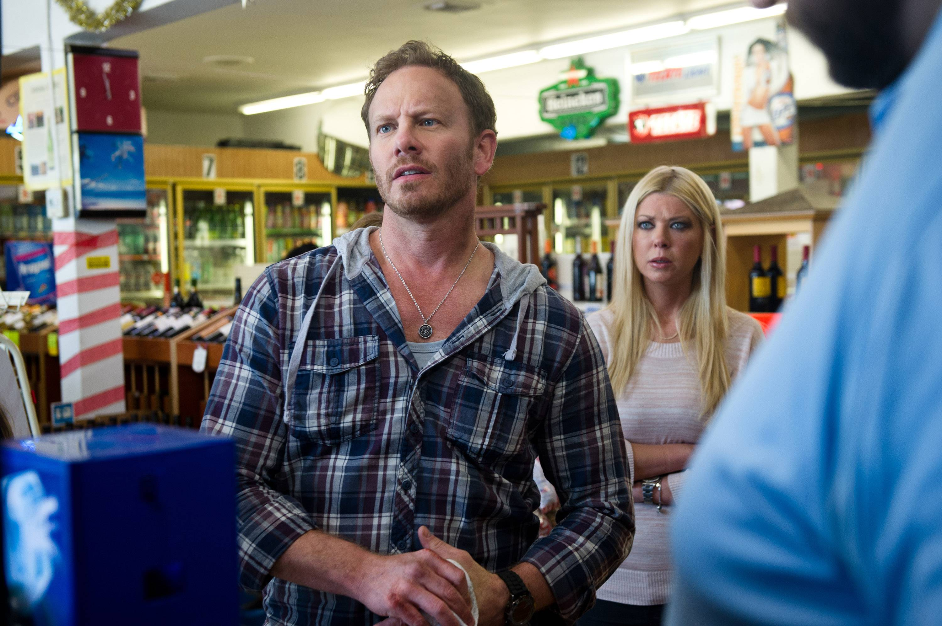 "Ian Ziering starred as Fin and Tara Reid as April in Syfy's original movie ""Sharknado."" ""Sharknado 2: The Second One"" will take a bite out of New York City on July 30, 2014, in Syfy's sequel to the campy classic that aired last summer."