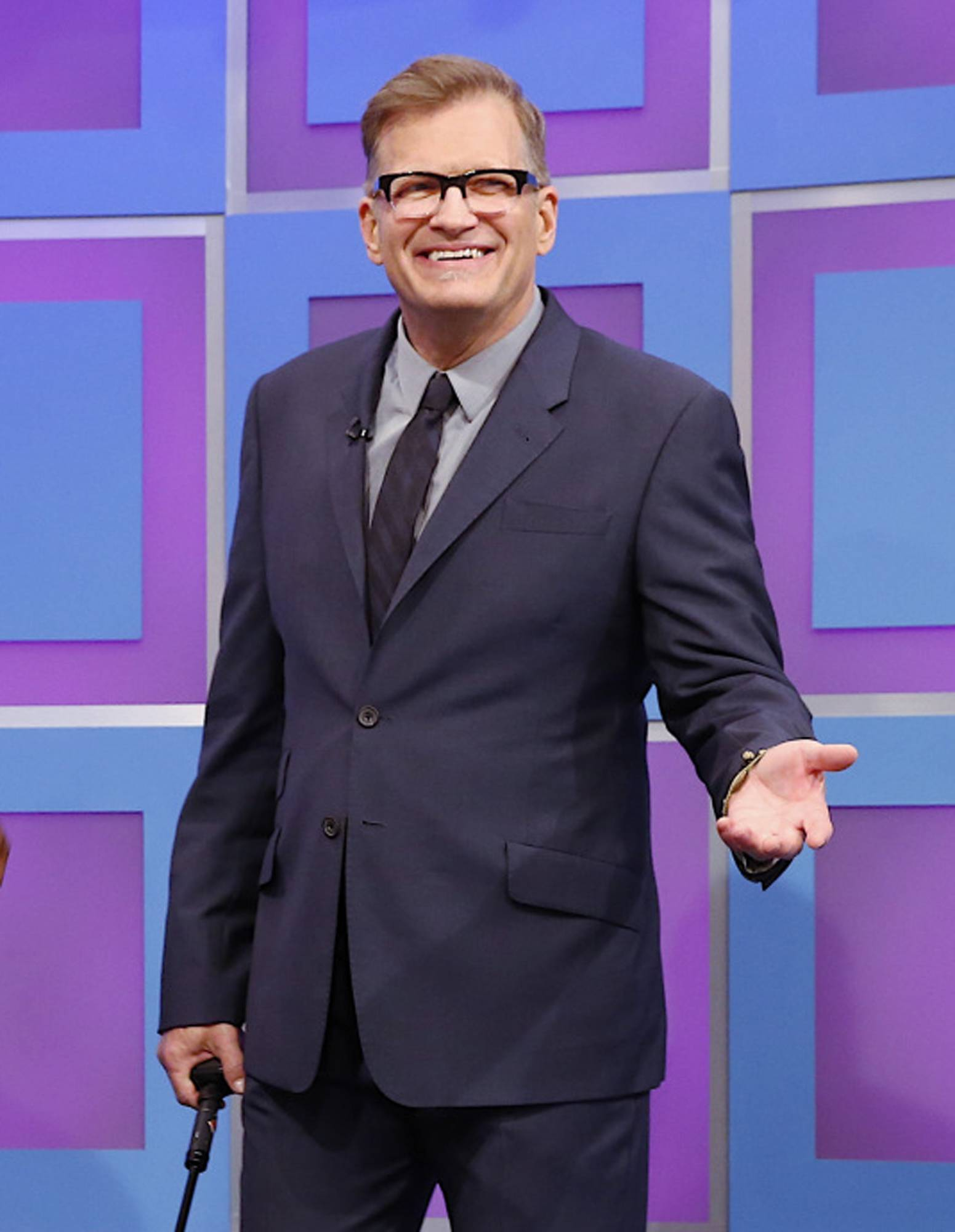drew carey geppetto