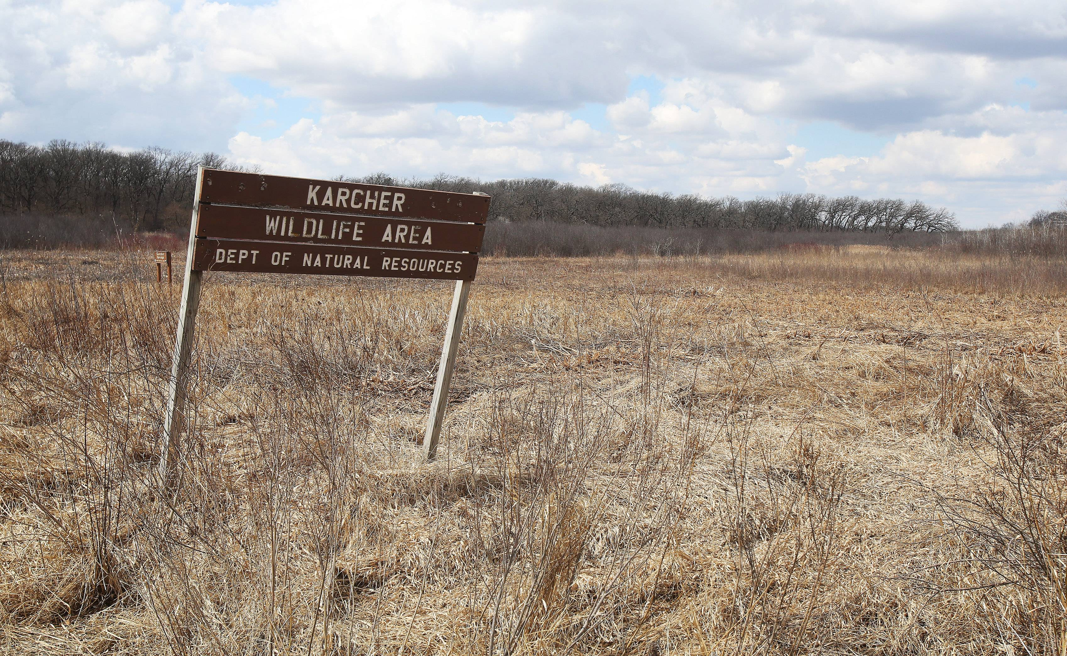 Amber Creek's body was found in the Karcher Wildlife Area in Burlington, Wis. Authorities say a Palatine man beat and suffocated the 14-year-old girl to death, then left her in the wooded area.