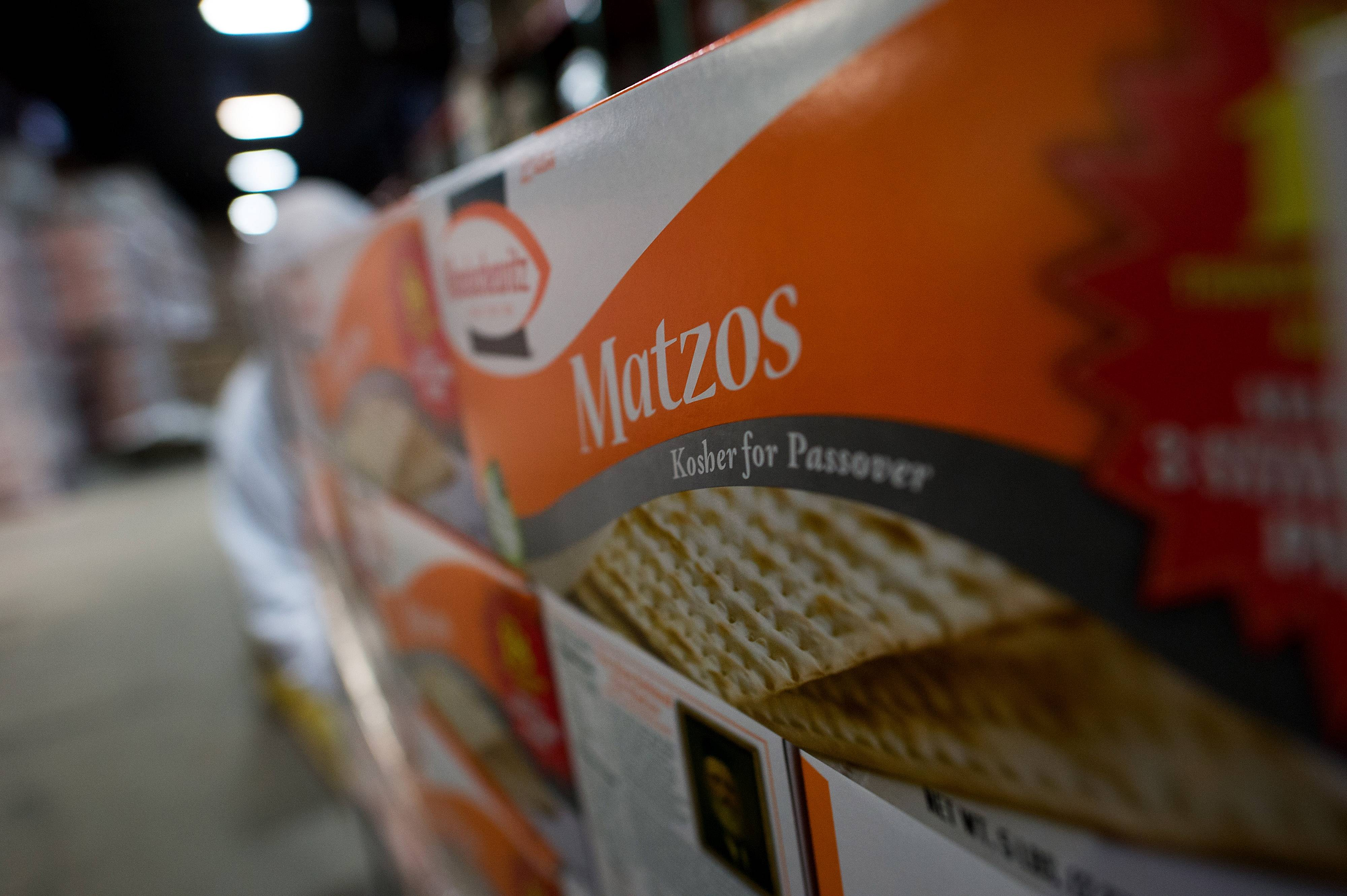Matzo and kosher wine maker Manischewitz has been sold, just in time for the Passover Seder meal.