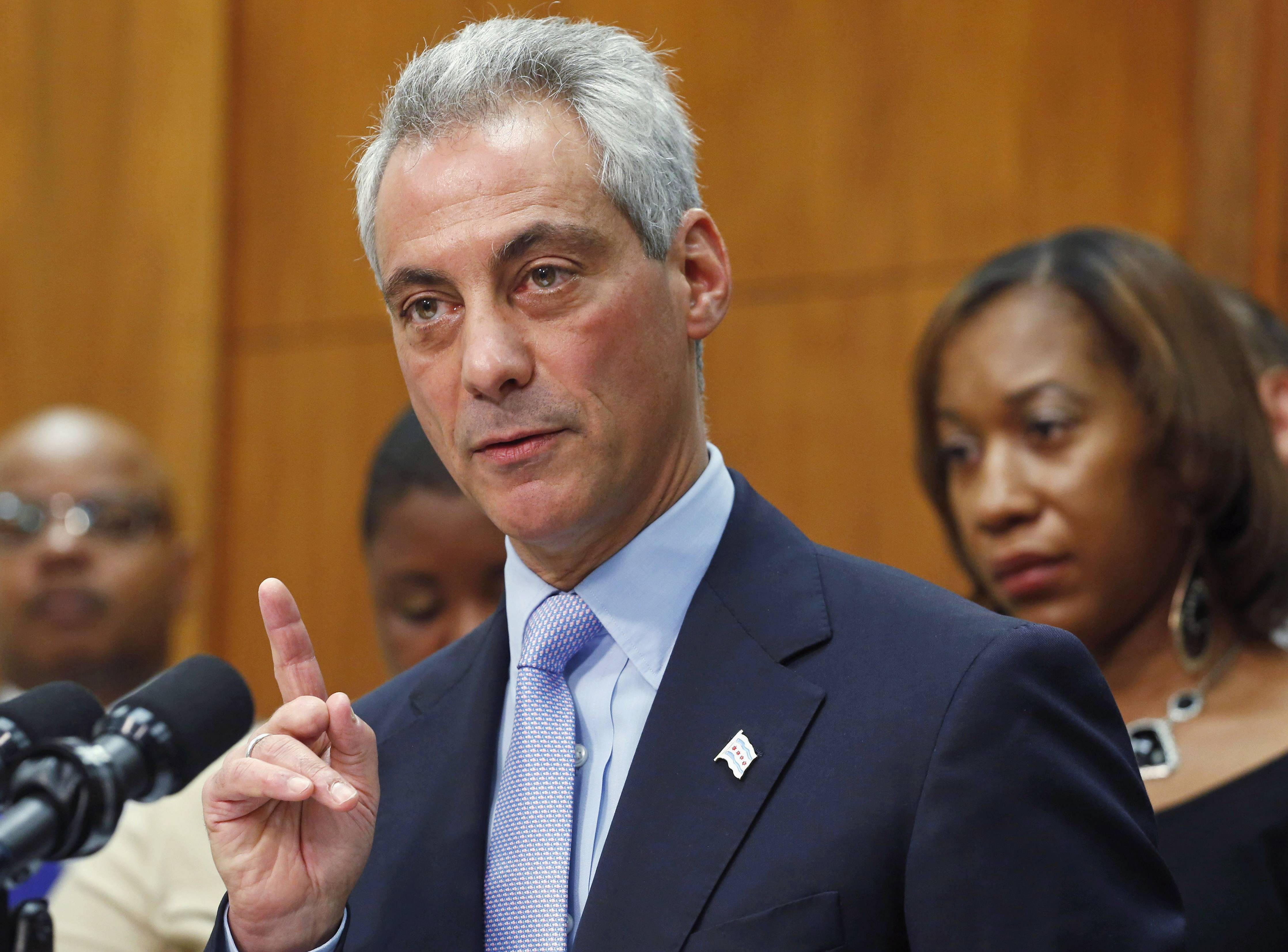 Mayor: Chicago pension changes tough, but worth it