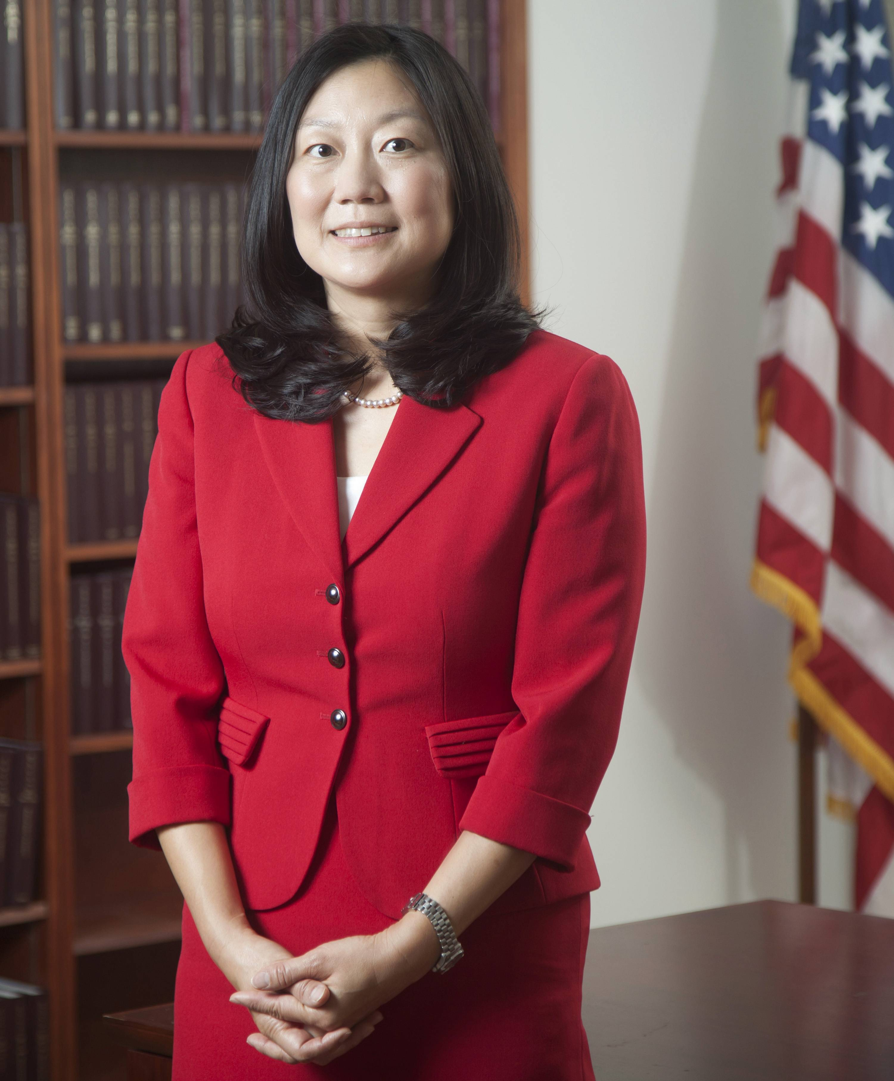 U.S. District Judge Lucy Koh