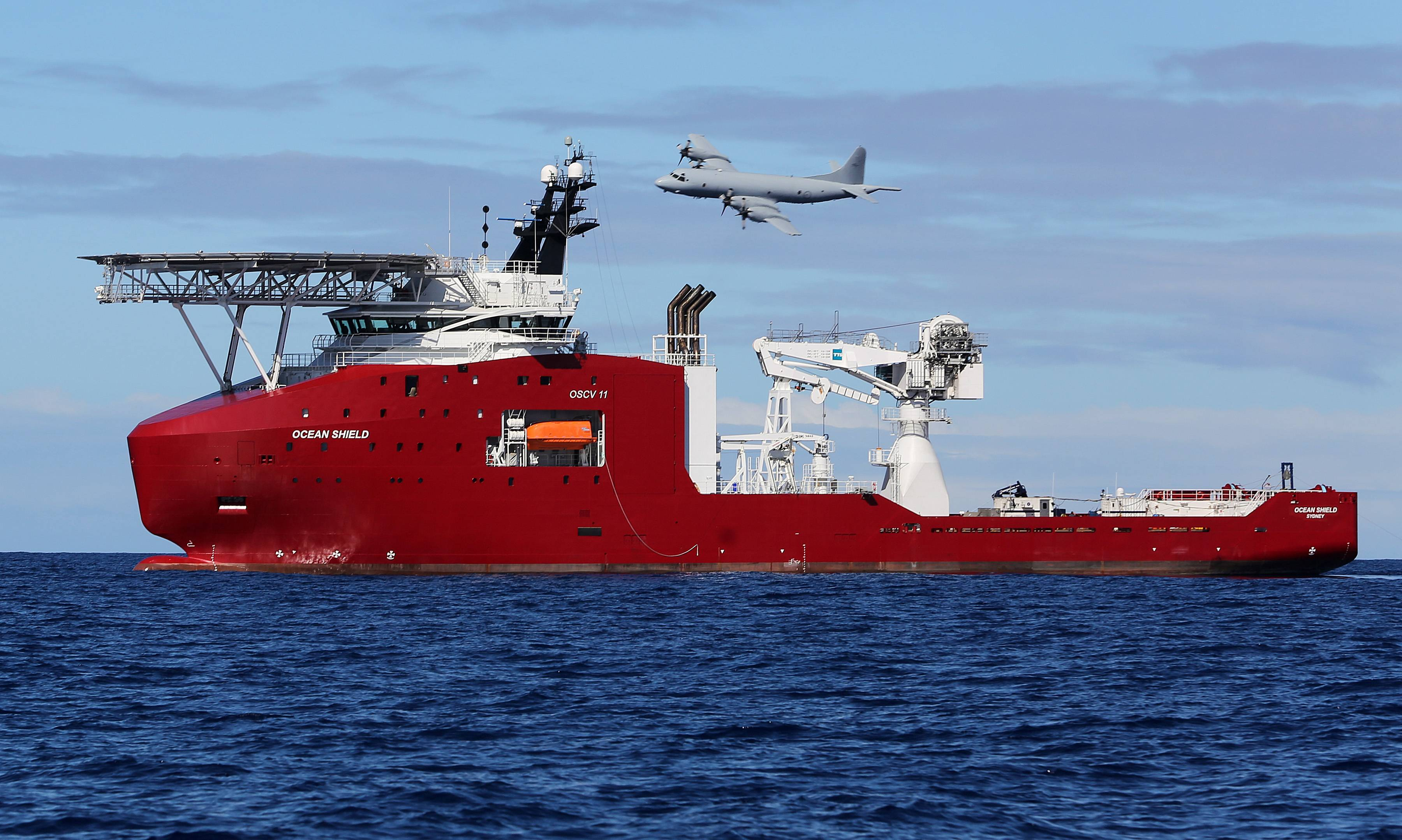 The ship searching for the missing Malaysian jet has detected two more underwater signals that may be emanating from the aircraft's black boxes, and the Australian official in charge of the search expressed hope Wednesday that the plane's wreckage will soon be found.