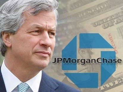 JPMorgan Chase & Co. Chairman and CEO Jamie Dimon