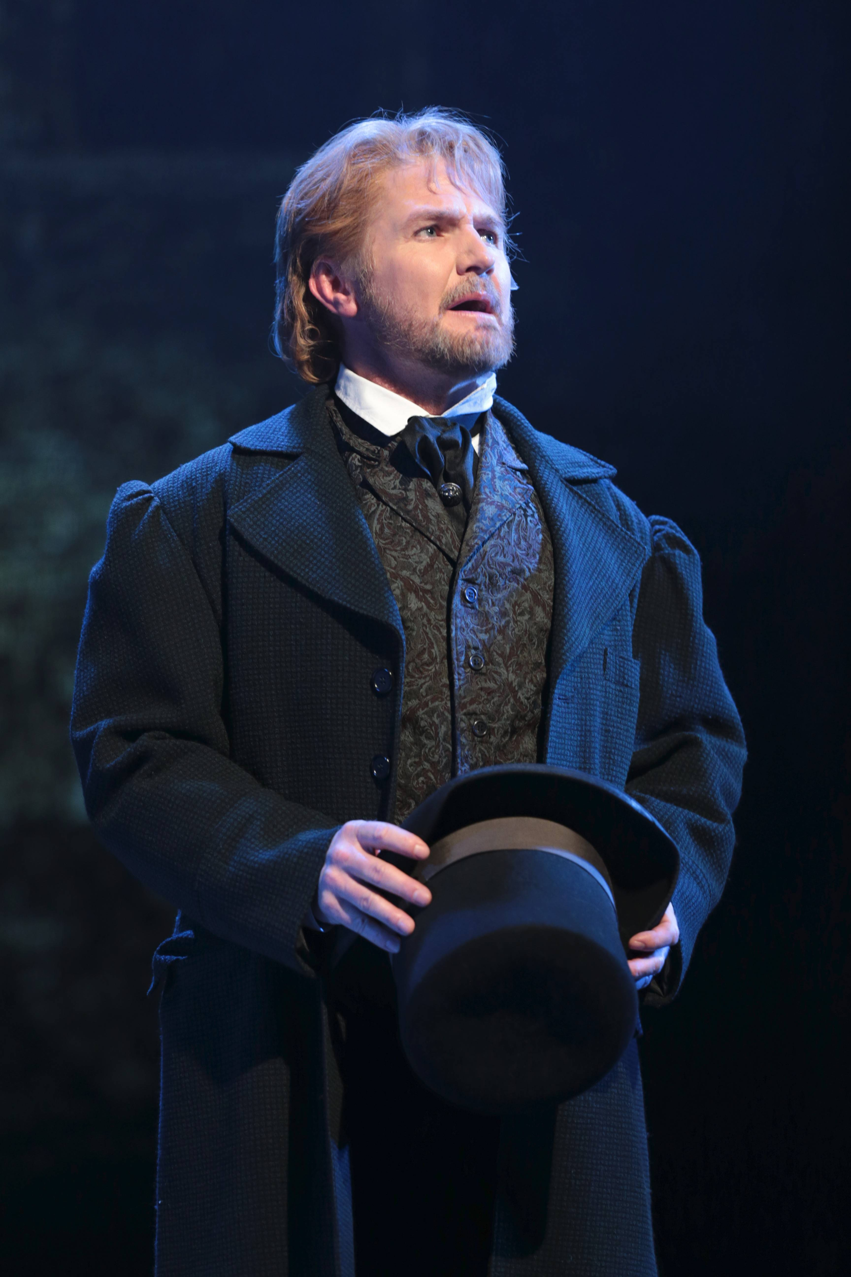 "Ivan Rutherford, a veteran of playing Jean Valjean in more than 2,000 performances of ""Les Misérables"" on Broadway, tour and regionally, stars in the same role again at the Drury Lane Theatre in Oakbrook Terrace."