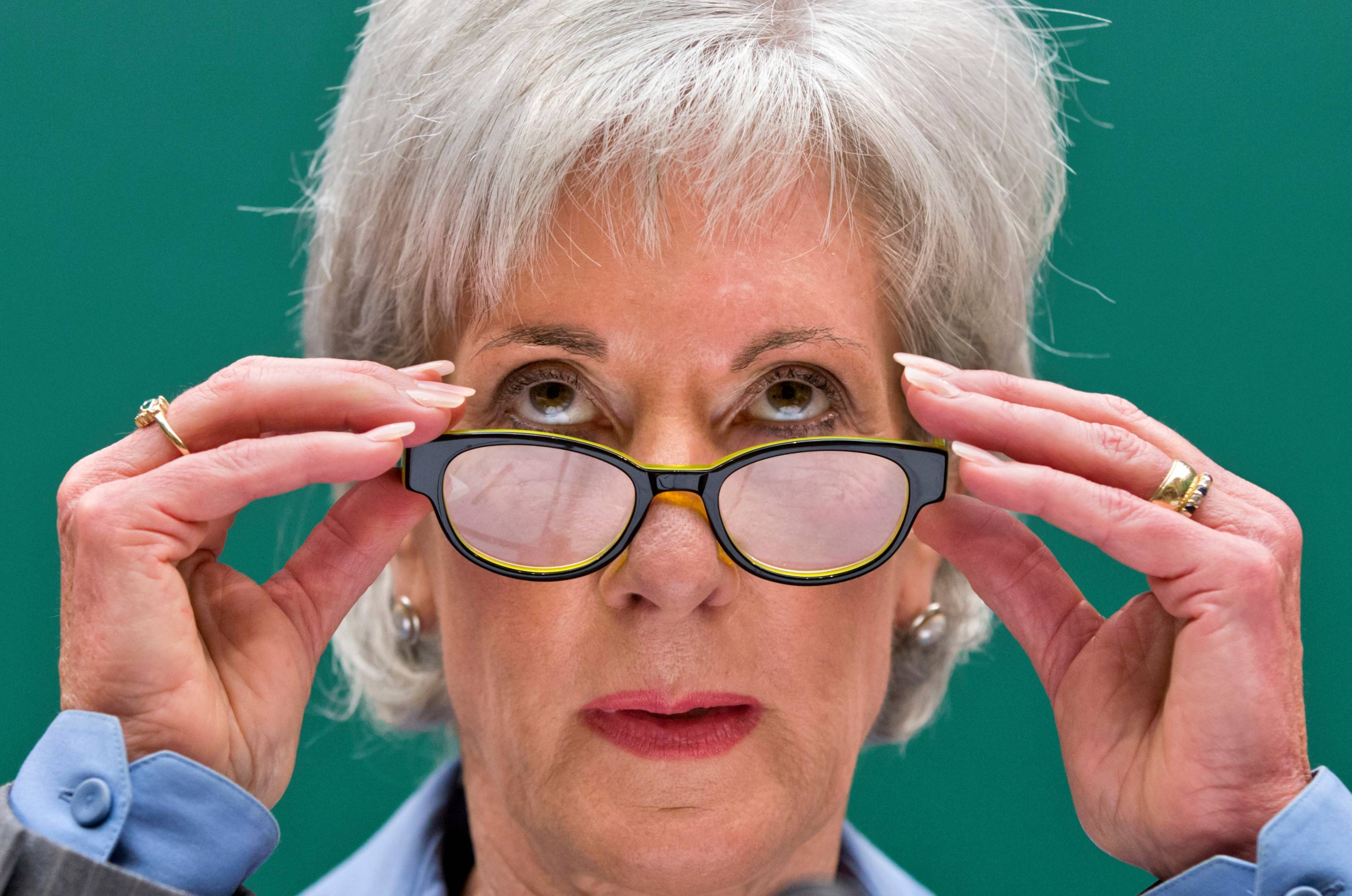 Sebelius resigning from top HHS post