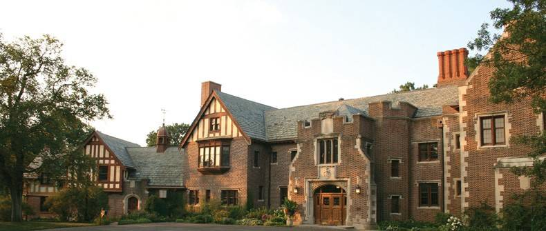 First Folio Theatre announced the plays in its 2014-15 season, staged at Mayslake Peabody Estate in Oak Brook.