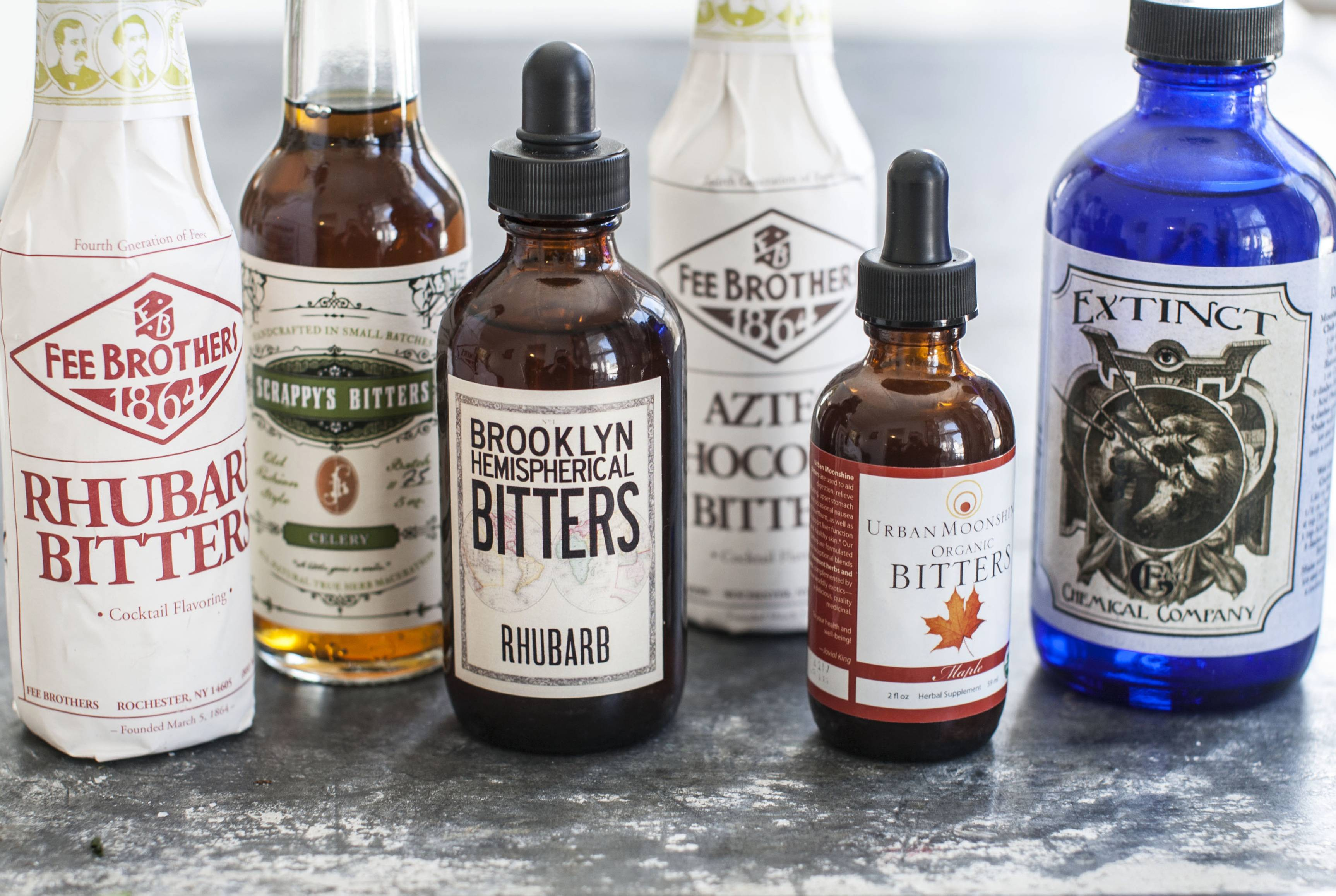 Cocktail bitters are booming right now.