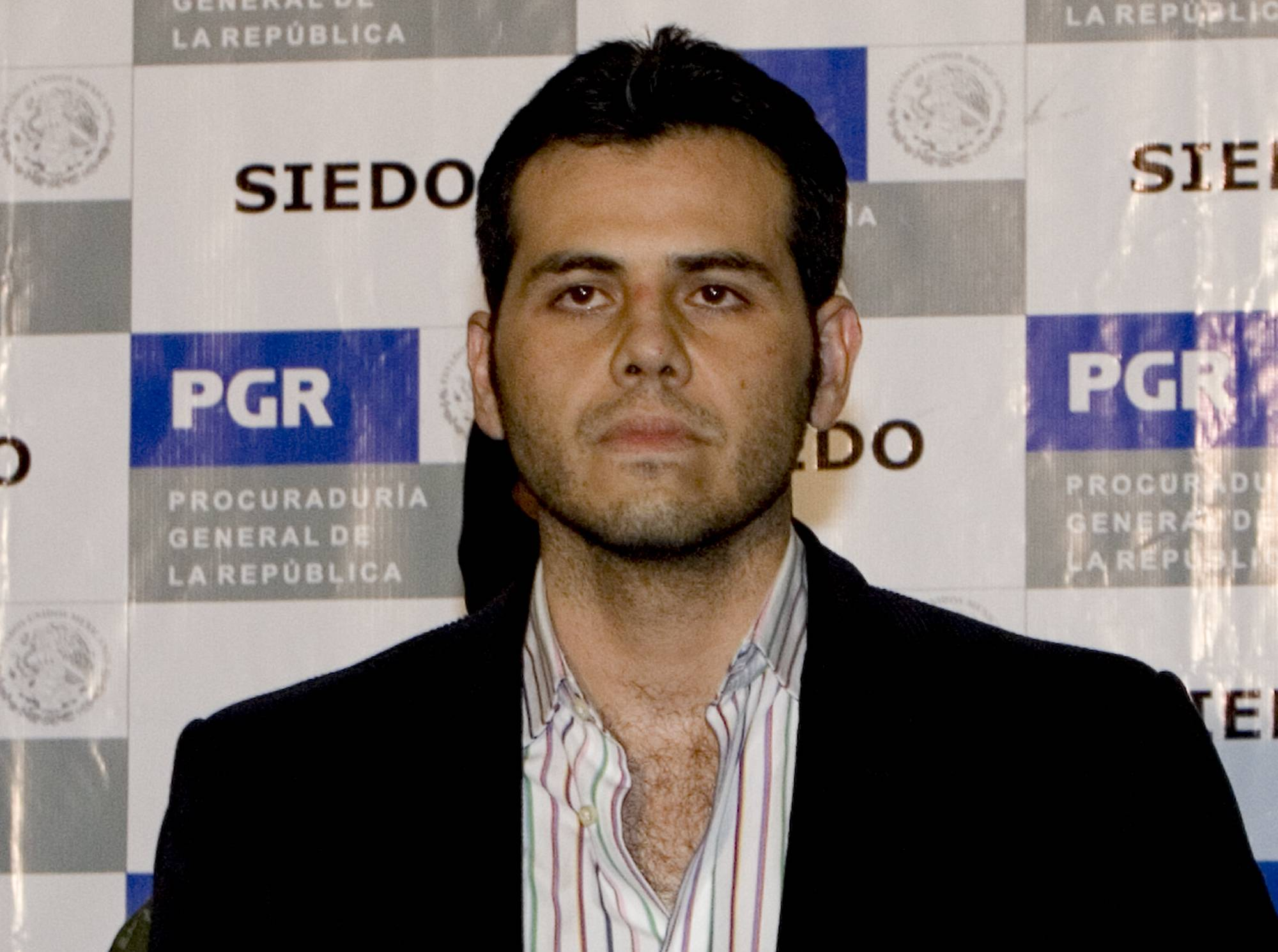 Jesus Vicente Zambada Niebla was responsible for distributing multiple tons of cocaine, sometimes moving hundreds of kilograms on a weekly basis, between 2005 and 2008.