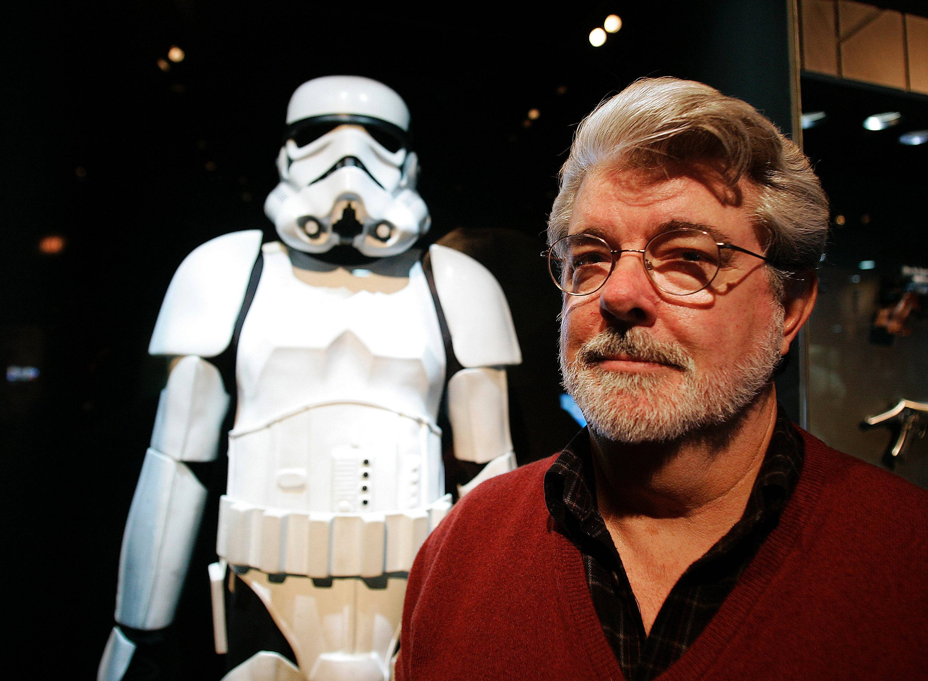 "George Lucas, creator of ""Star Wars,"" is considering Chicago as a home for a museum that will exhibit memorabilia and visual art that has inspired him over the years."