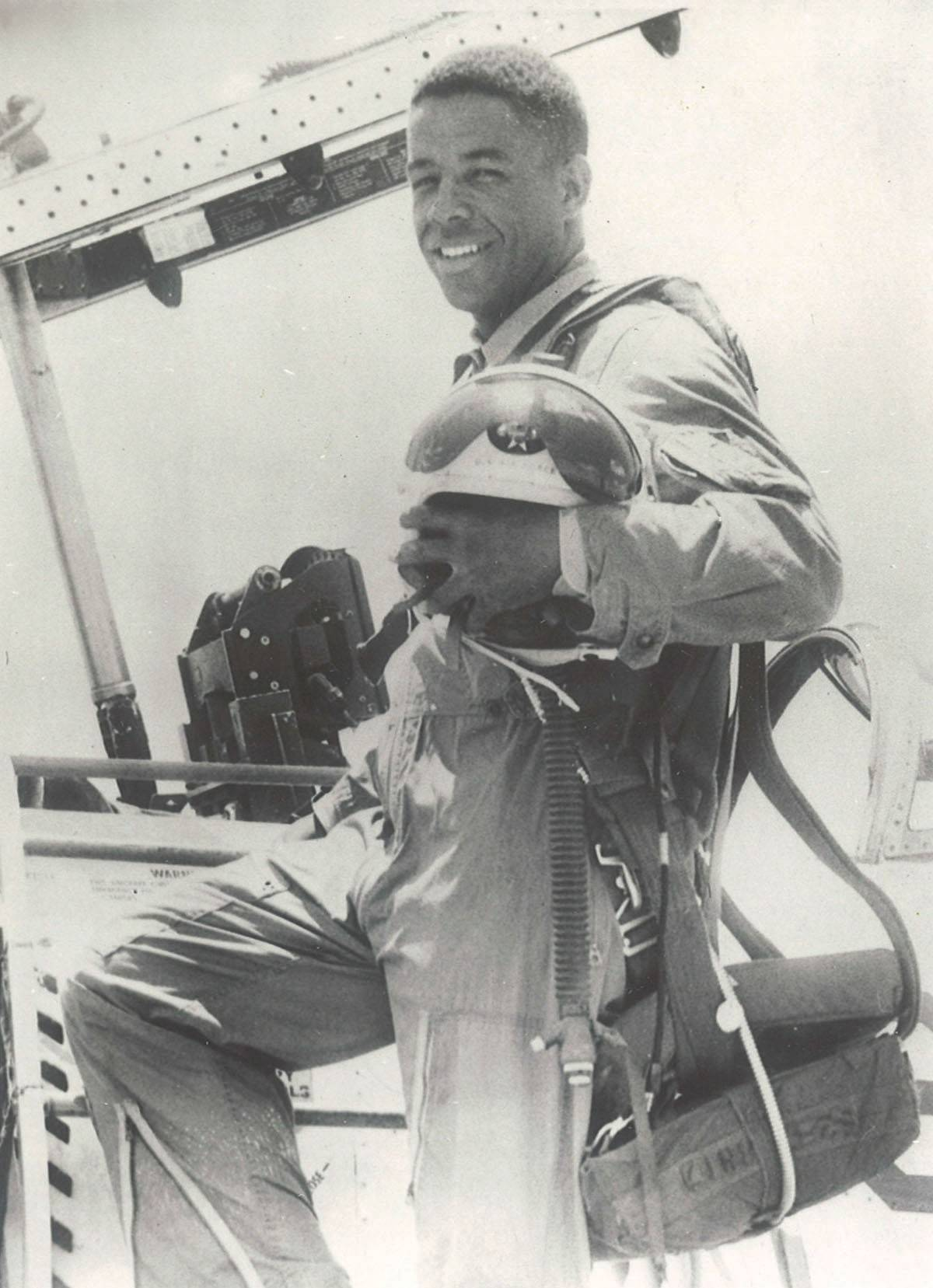 Inspired as a boy by a teacher who served with the famous Tuskegee Airmen of World War II, William R. Norwood took advantage of the Civil Rights Act of 1964 to become the first African-American pilot and captain with United Airlines.