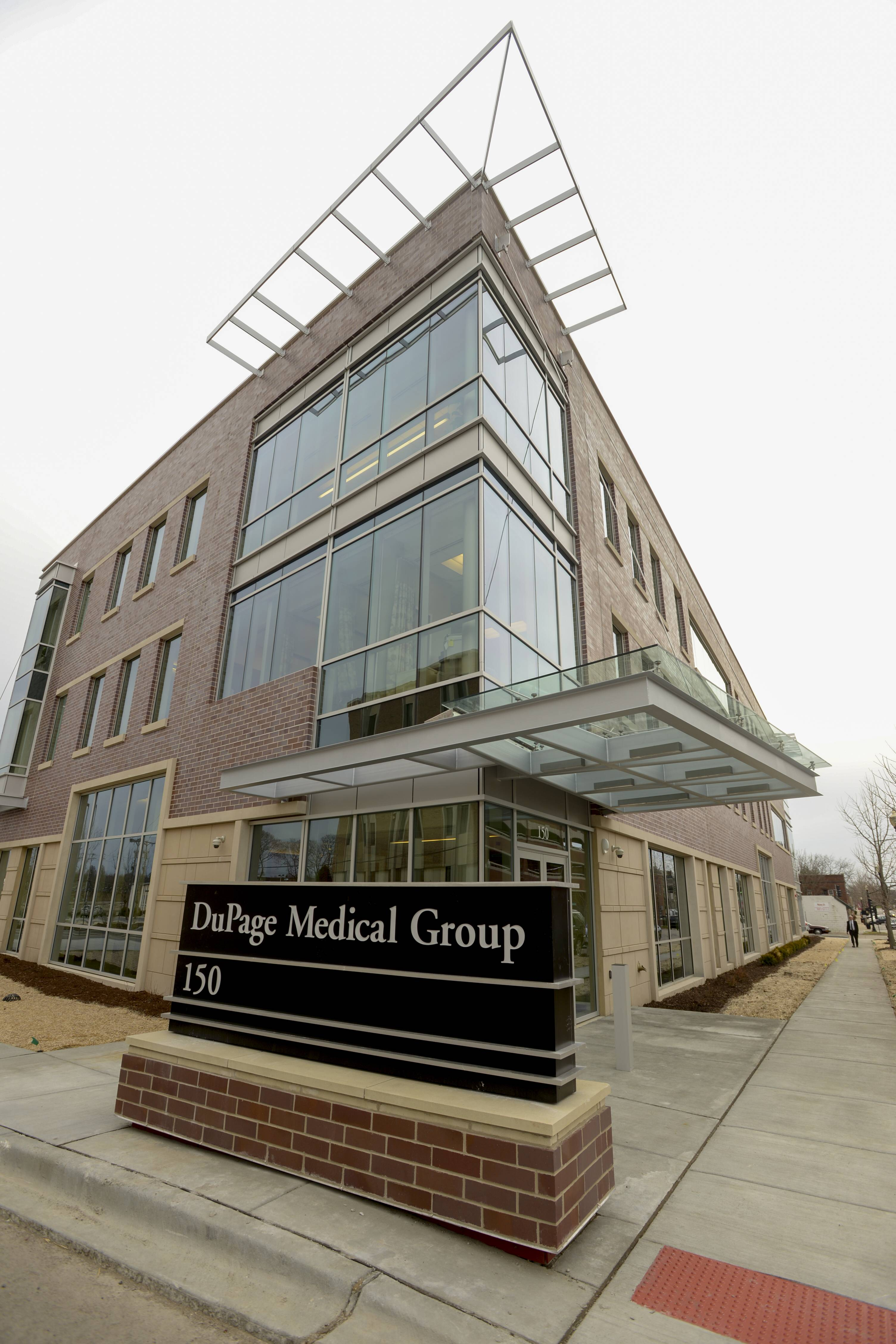 DuPage Medical Group building in Wheaton opens Monday. The 40,000-square-foot facility at 150 E. Willow Ave will offer family medicine, internal medicine and obstetrics and gynecology.