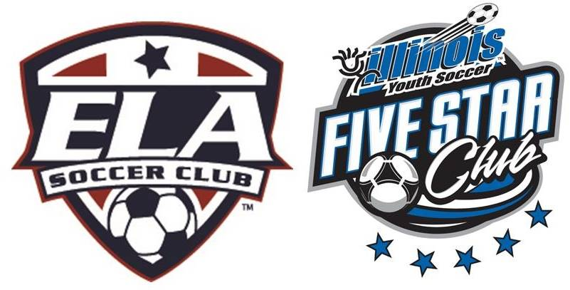 Ela Soccer Becomes the First Soccer Club in Illinois to Receive the 5-Star Competitive Club Award.
