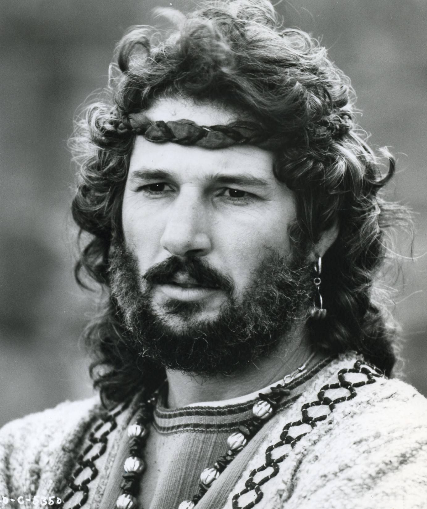 "Some stars just don't cut it in period epics. Richard Gere as ""King David"" is one of them."