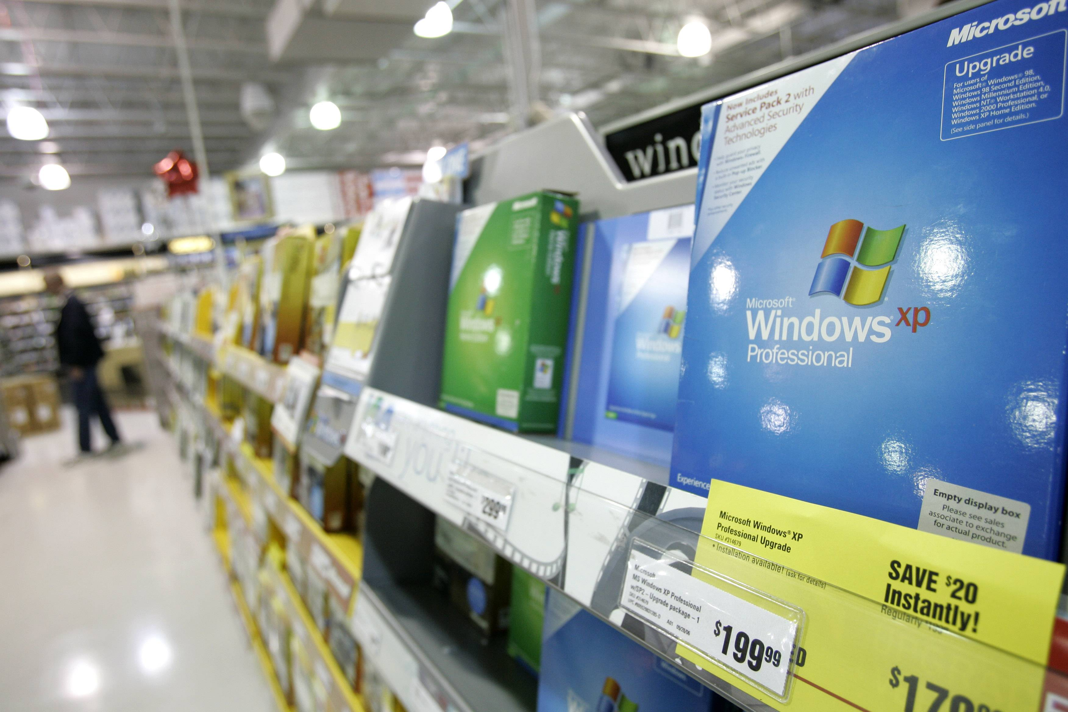 Microsoft will end support for its still popular Windows XP. With an estimated 30 percent of businesses and consumers still using the 12-year-old operating system, the move could put everything from the data of major financial institutions to the identities of everyday people in danger if they don't find a way to upgrade soon.